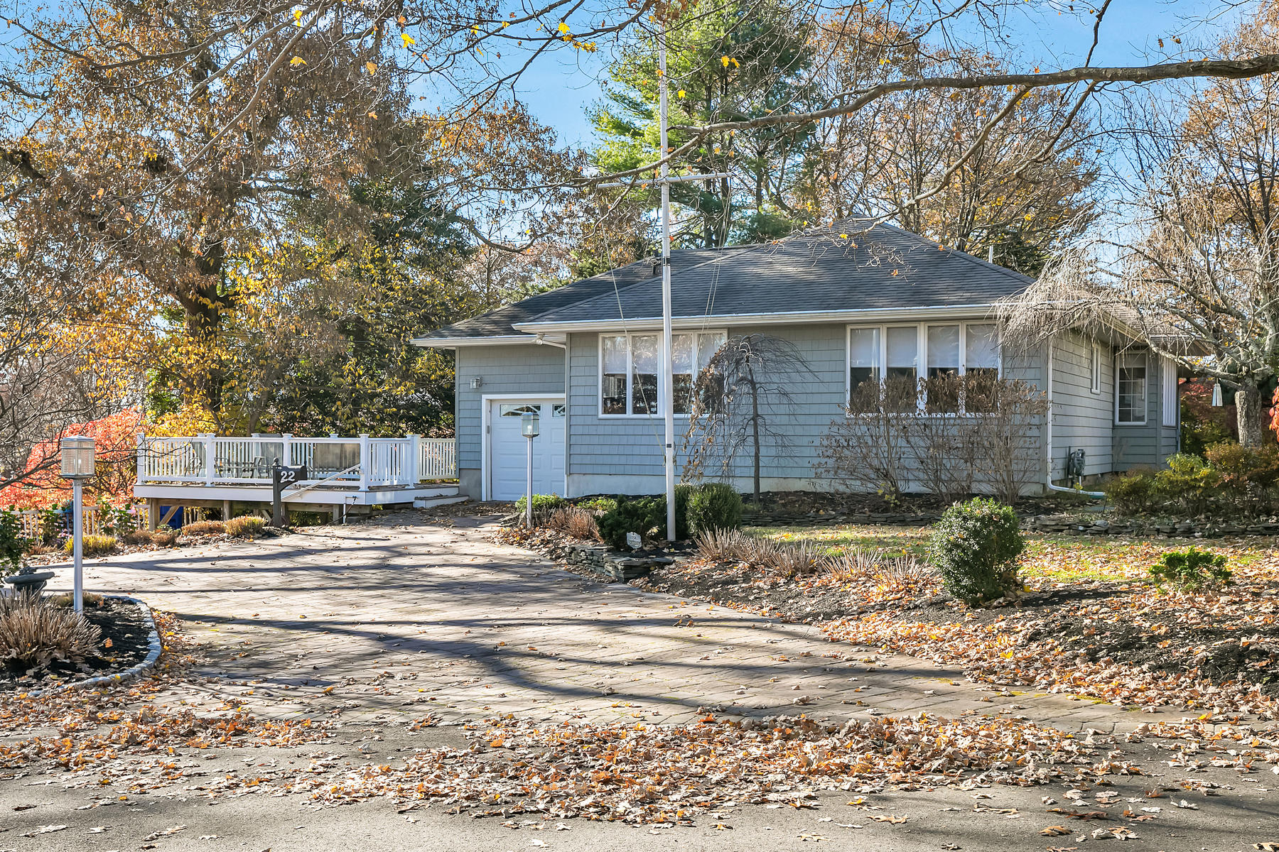Single Family Homes for Sale at Enjoy Outstanding Views Of The Toms River 22 Cranmoor Drive Toms River, New Jersey 08753 United States