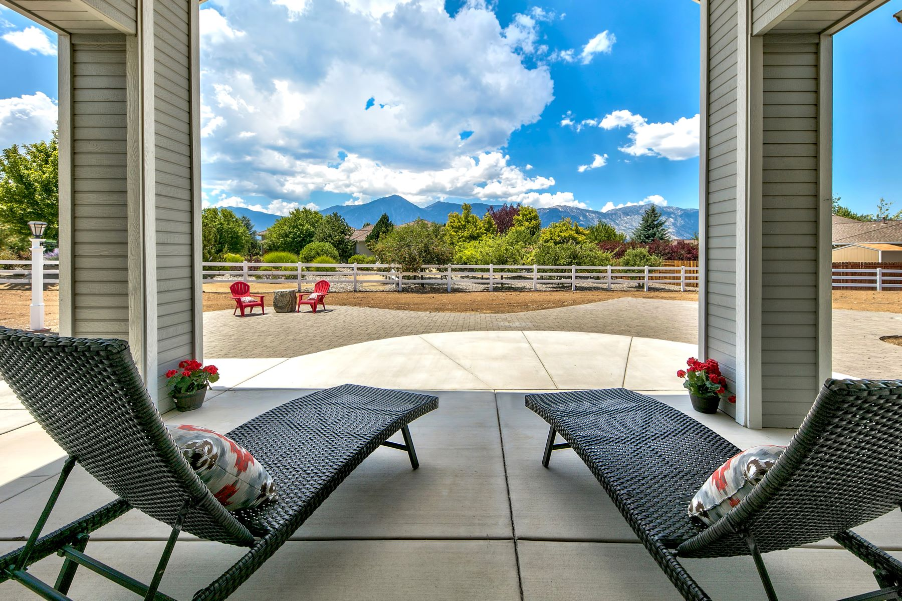 Single Family Homes for Active at A True Clean Slate 1201 Sierra Vista Drive Gardnerville, Nevada 89460 United States