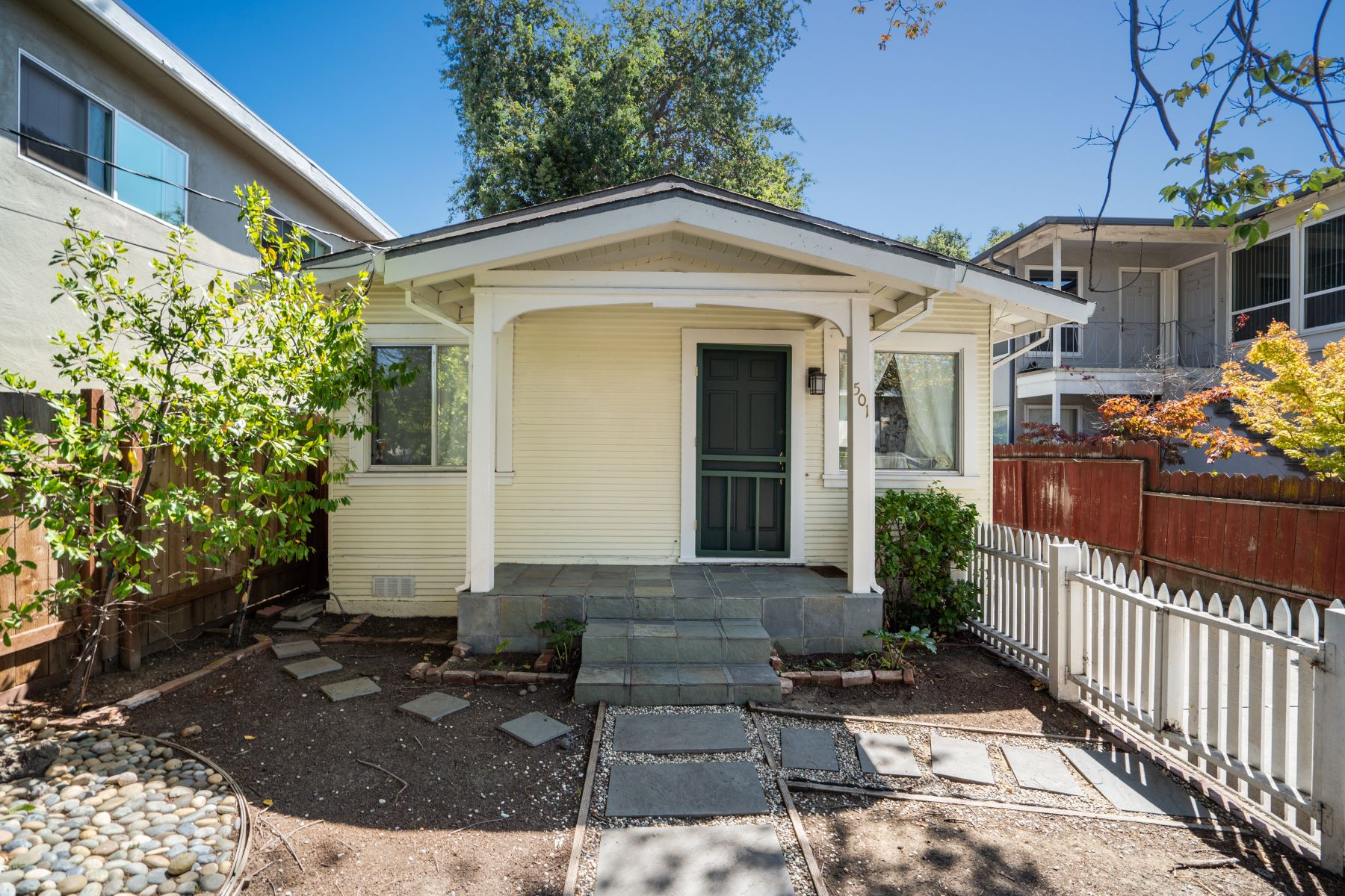 Single Family Homes for Active at Charming Storybook Home 501 Redwood Avenue Redwood City, California 94061 United States