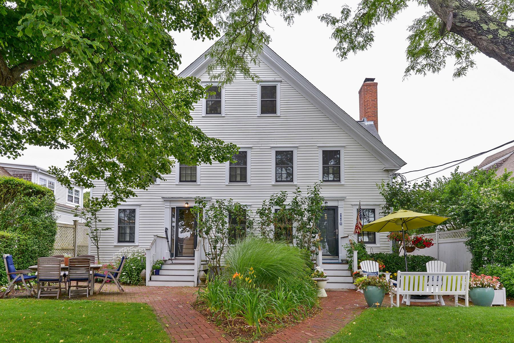 Condominium for Sale at The Windamar House 566 Commercial Street, Unit C Provincetown, Massachusetts, 02657 United States