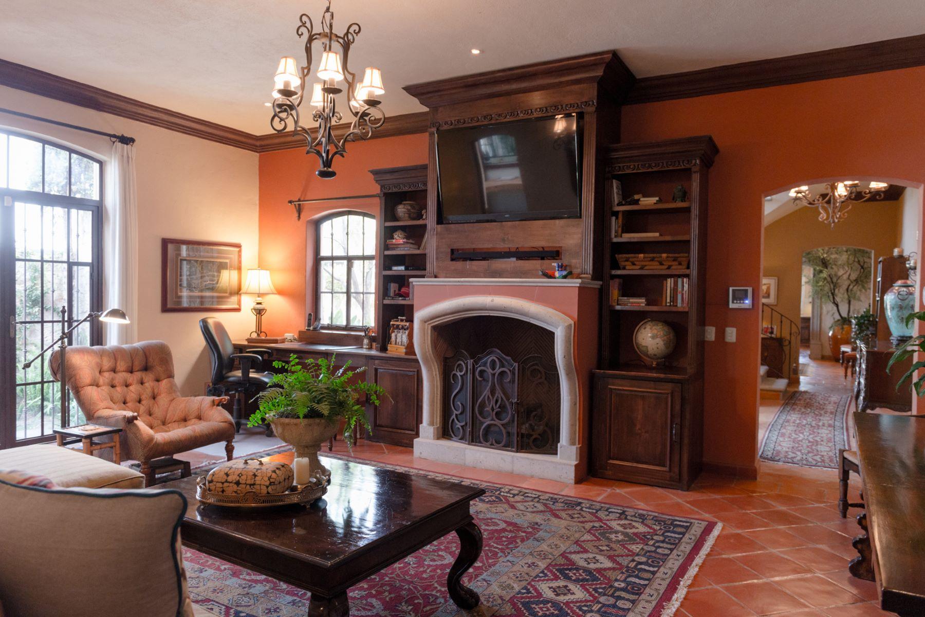 Additional photo for property listing at CASA LA QUINTA San Miguel De Allende, Guanajuato México