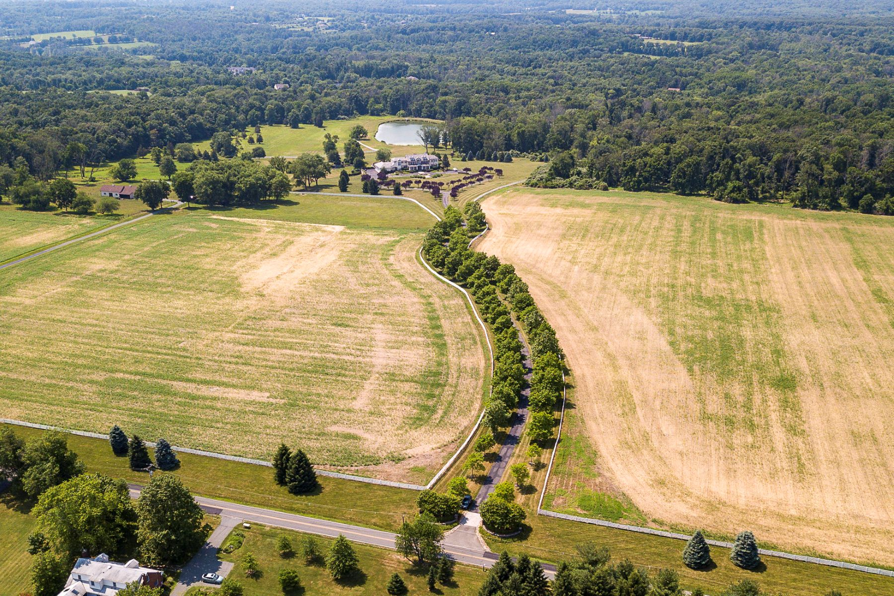 Additional photo for property listing at Build Your Dream Home on this Country Escape 133 Harbourton Woodsville Road, Lambertville, ニュージャージー 08530 アメリカ
