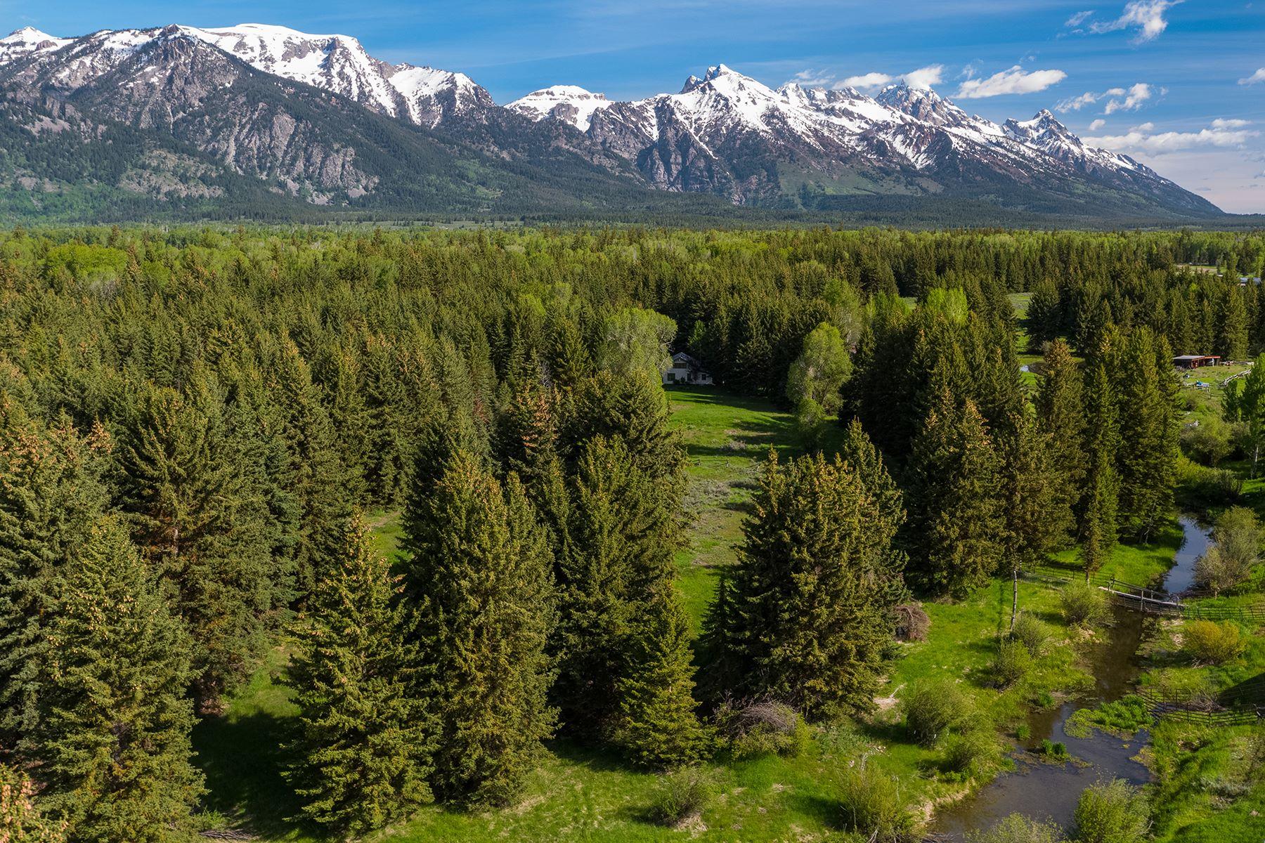 Property for Sale at 6550 N Knori Lane Jackson, Wyoming 83001 United States