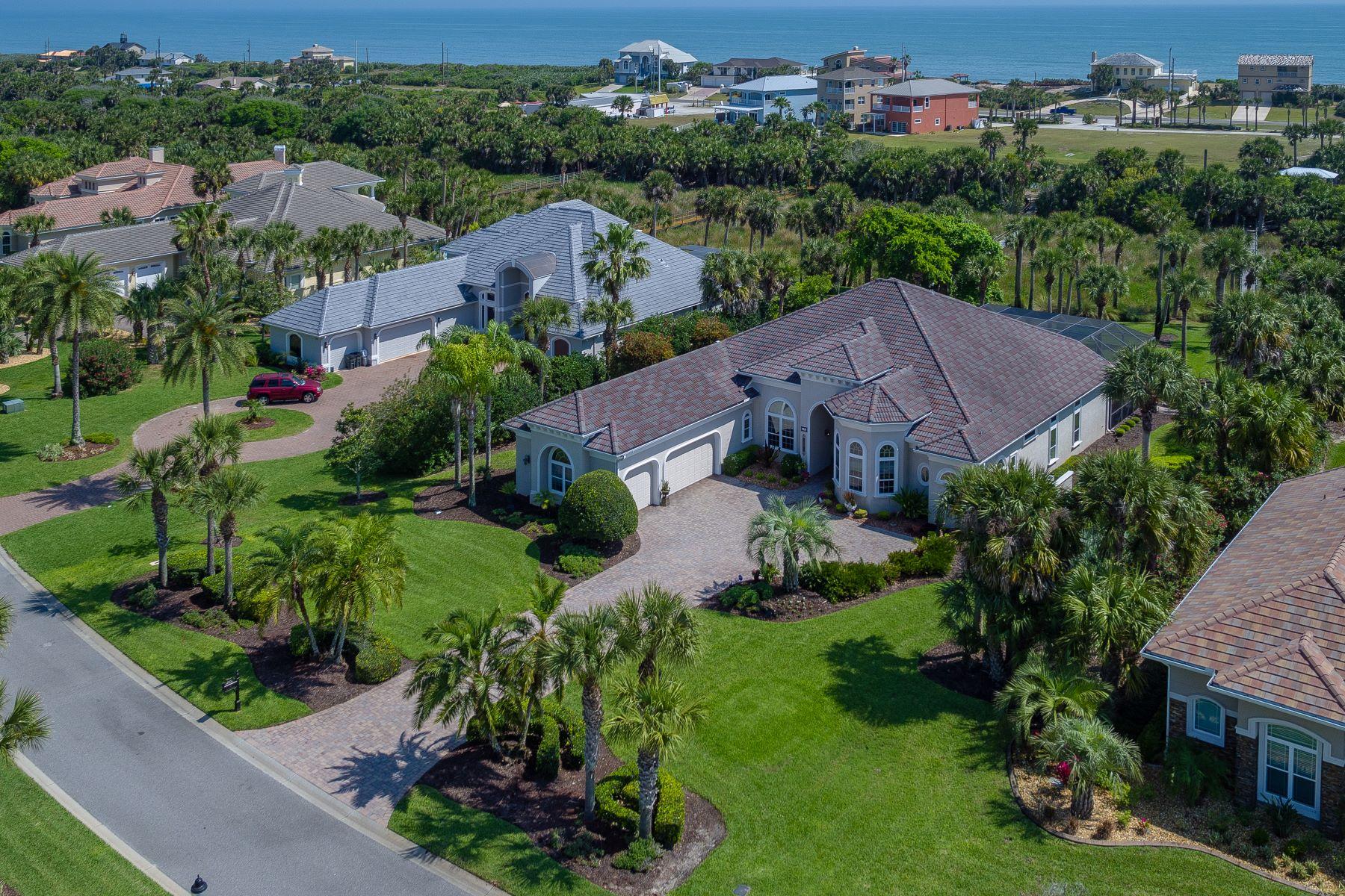 Single Family Homes for Sale at 135 Island Estates Parkway Palm Coast, Florida 32137 United States