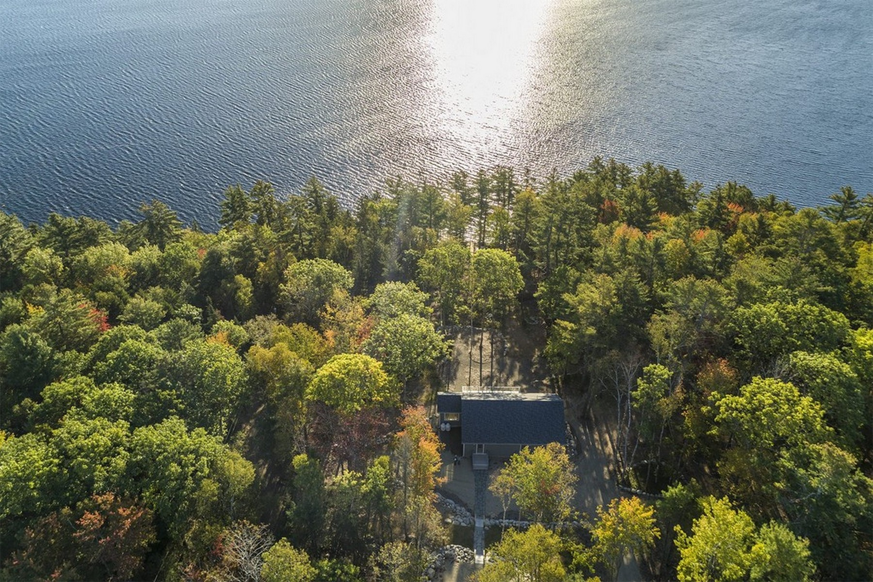 Single Family Home for Sale at Toddy on the Rocks 1332 Toddy Pond Road, Surry, Maine, 04684 United States