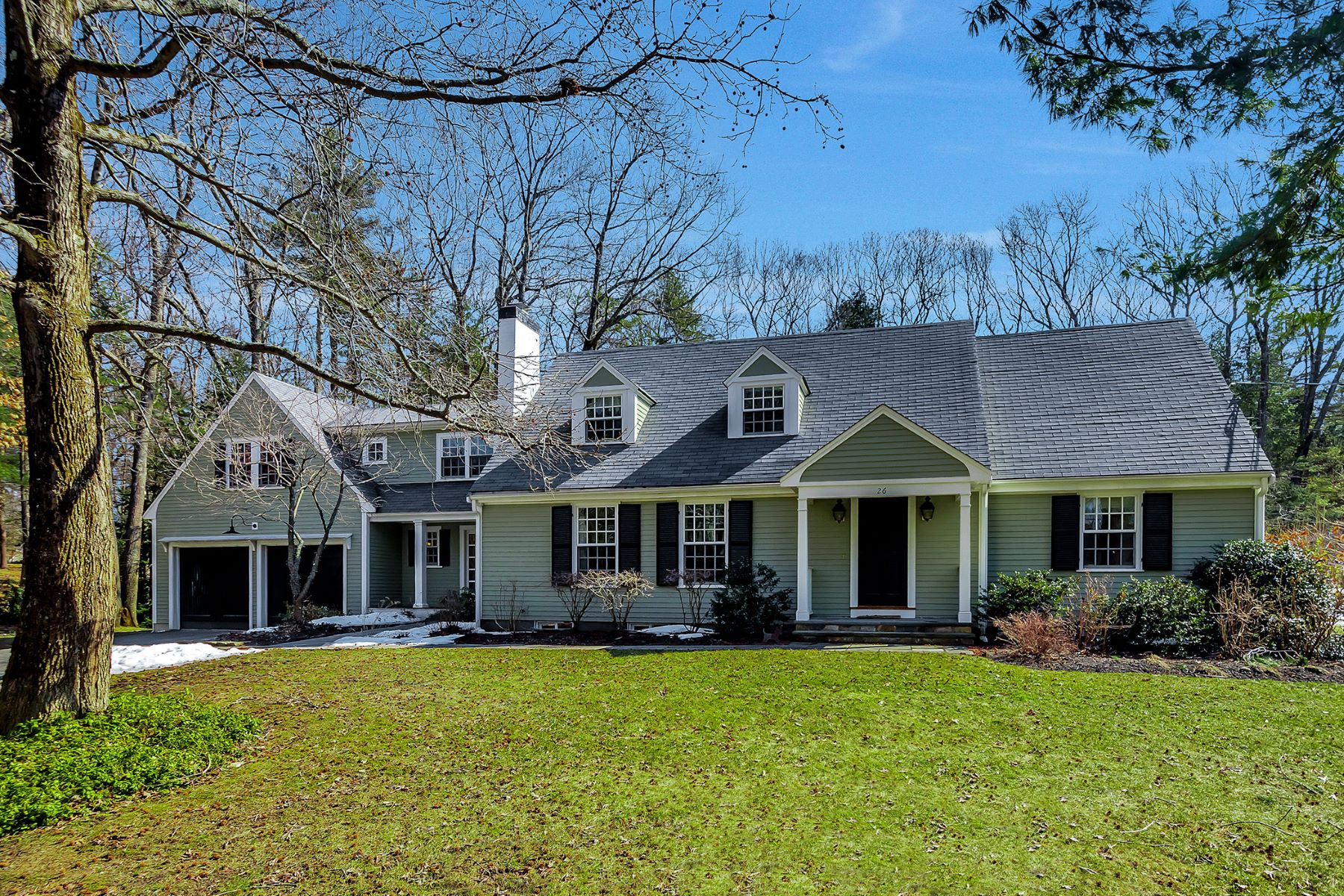 Single Family Home for Active at 26 Old Farm Road, Lincoln 26 Old Farm Rd Lincoln, Massachusetts 01773 United States