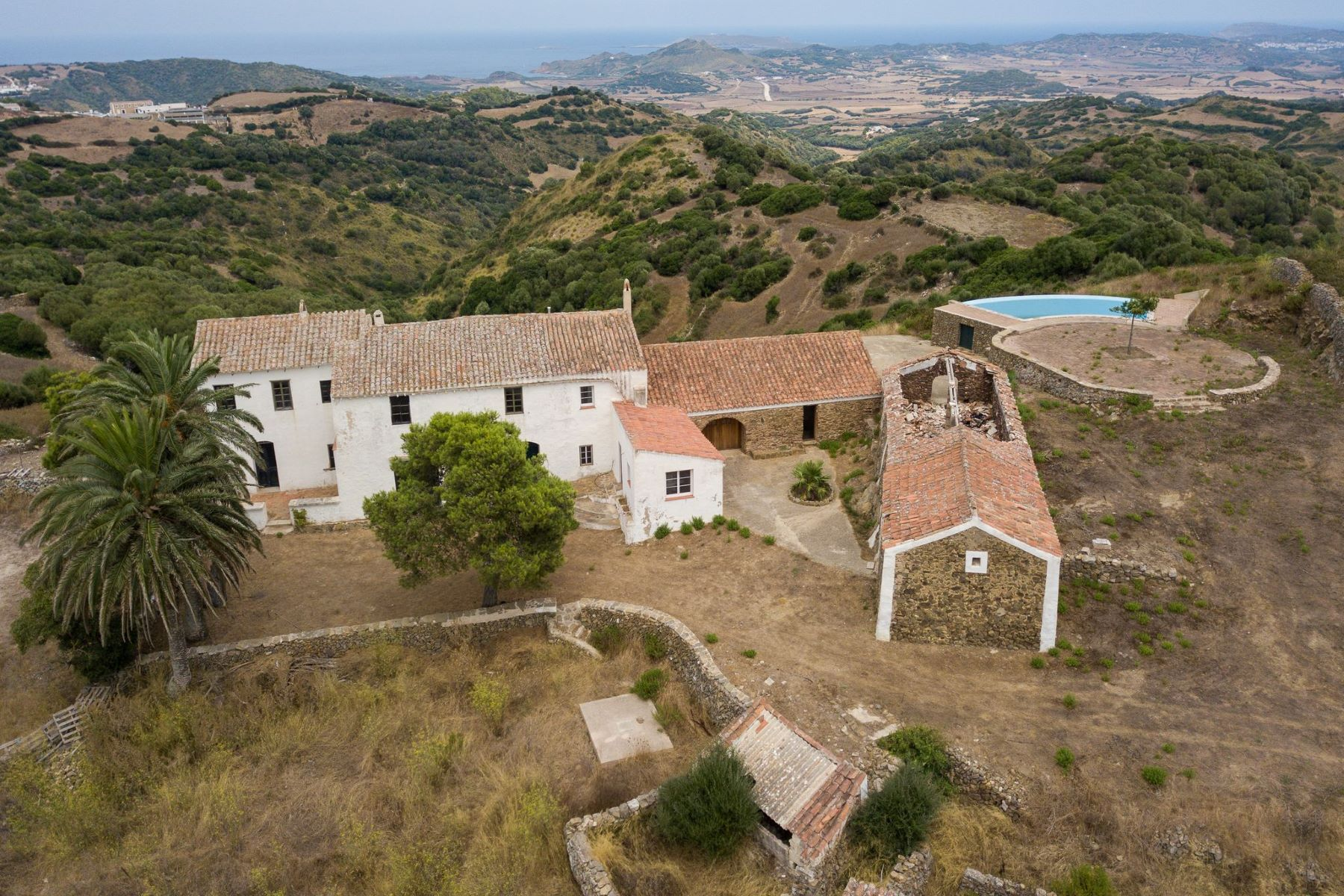 Single Family Home for Sale at Spectacular 19th century property Menorca, Menorca Spain
