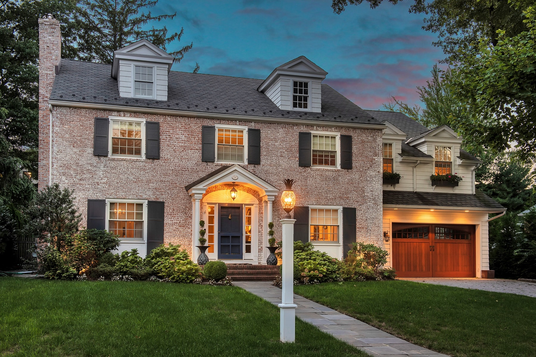 Single Family Homes for Sale at Imagine the Extraordinary! 24 Greenview Way Montclair, New Jersey 07043 United States