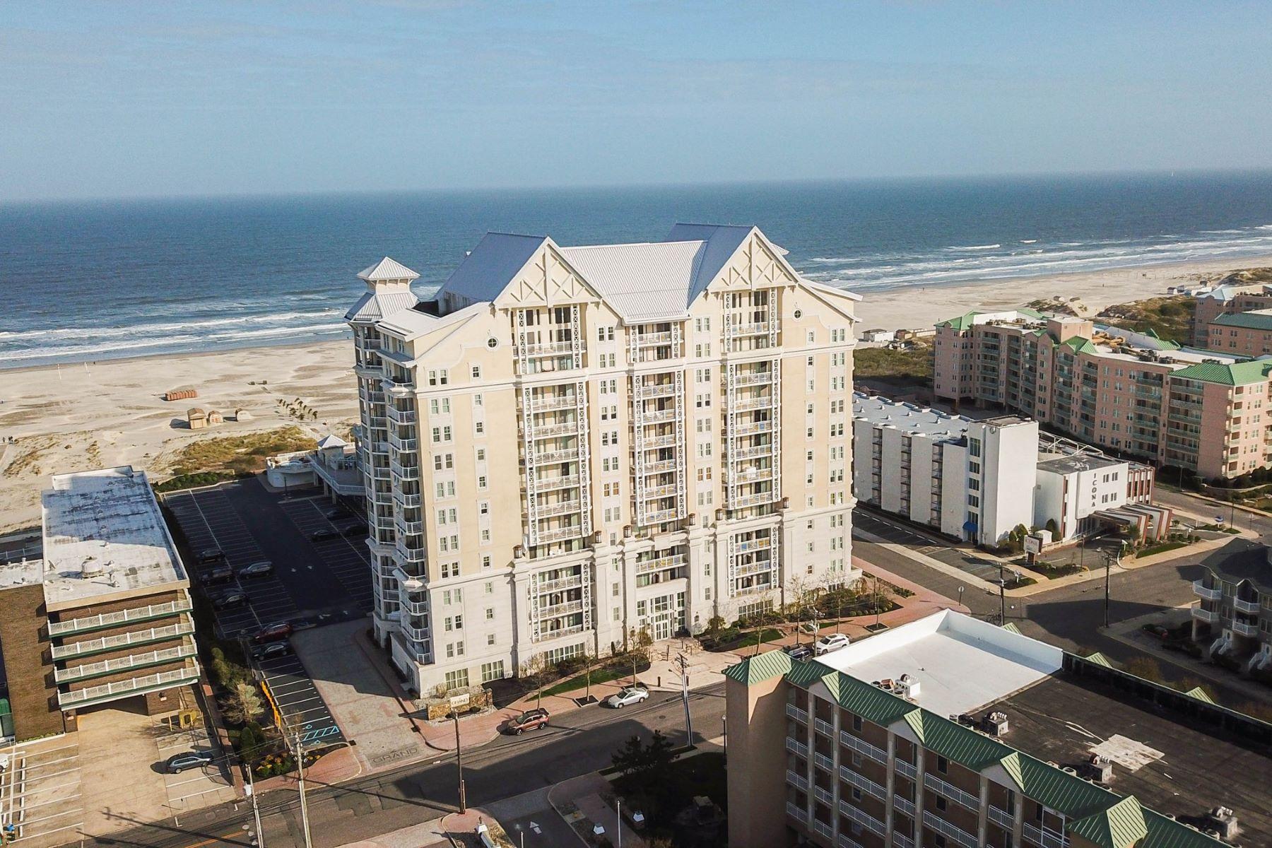 Condominiums 为 销售 在 The Grand at Diamond Beach 9601 Atlantic Ave Unit #901, 怀尔德伍德, 新泽西州 08260 美国