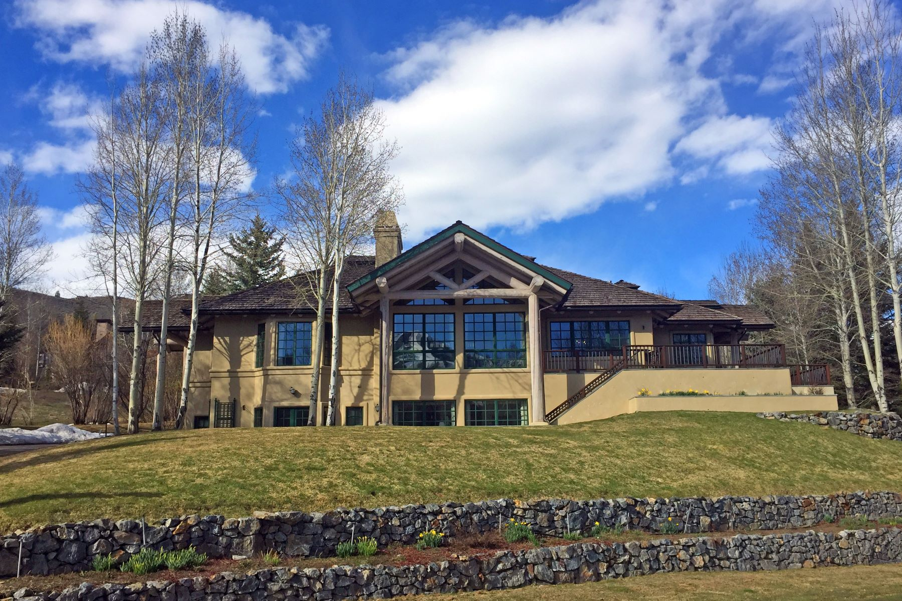Single Family Home for Sale at Bigwood Views 335 N. Bigwood Dr Ketchum, Idaho, 83340 United States