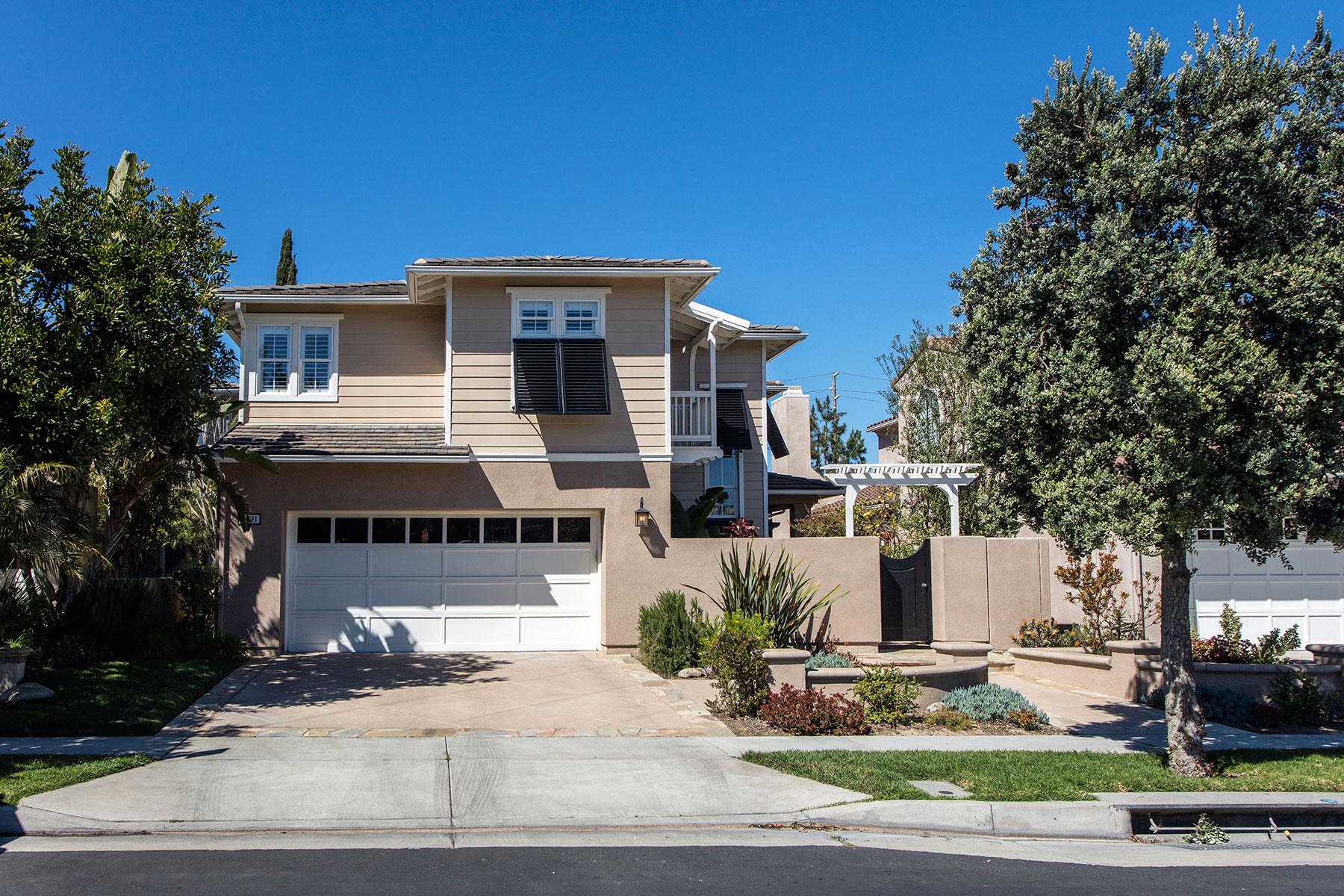 独户住宅 为 销售 在 6691 Brentwood Drive 6691 Bentwood Drive, 杭廷顿海滩, 加利福尼亚州, 92648 美国