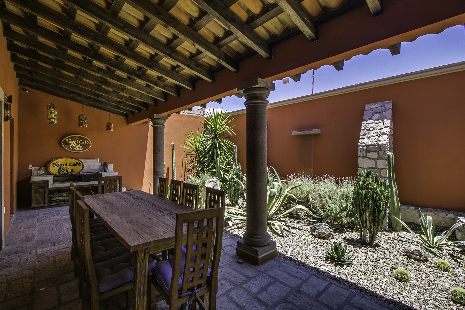 Additional photo for property listing at Casa Ojo de Aguila San Miguel De Allende, Guanajuato Mexico