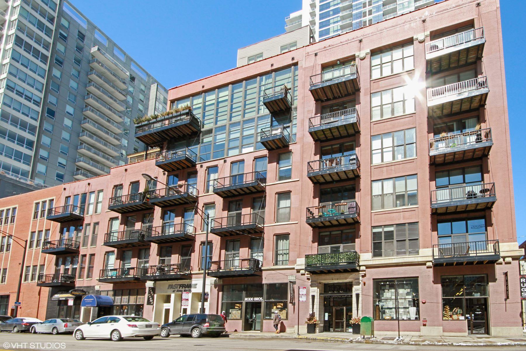 Eigentumswohnung für Verkauf beim 300 W Grand 300 W Grand Ave Unit 405, Chicago, Illinois, 60654 Vereinigte Staaten