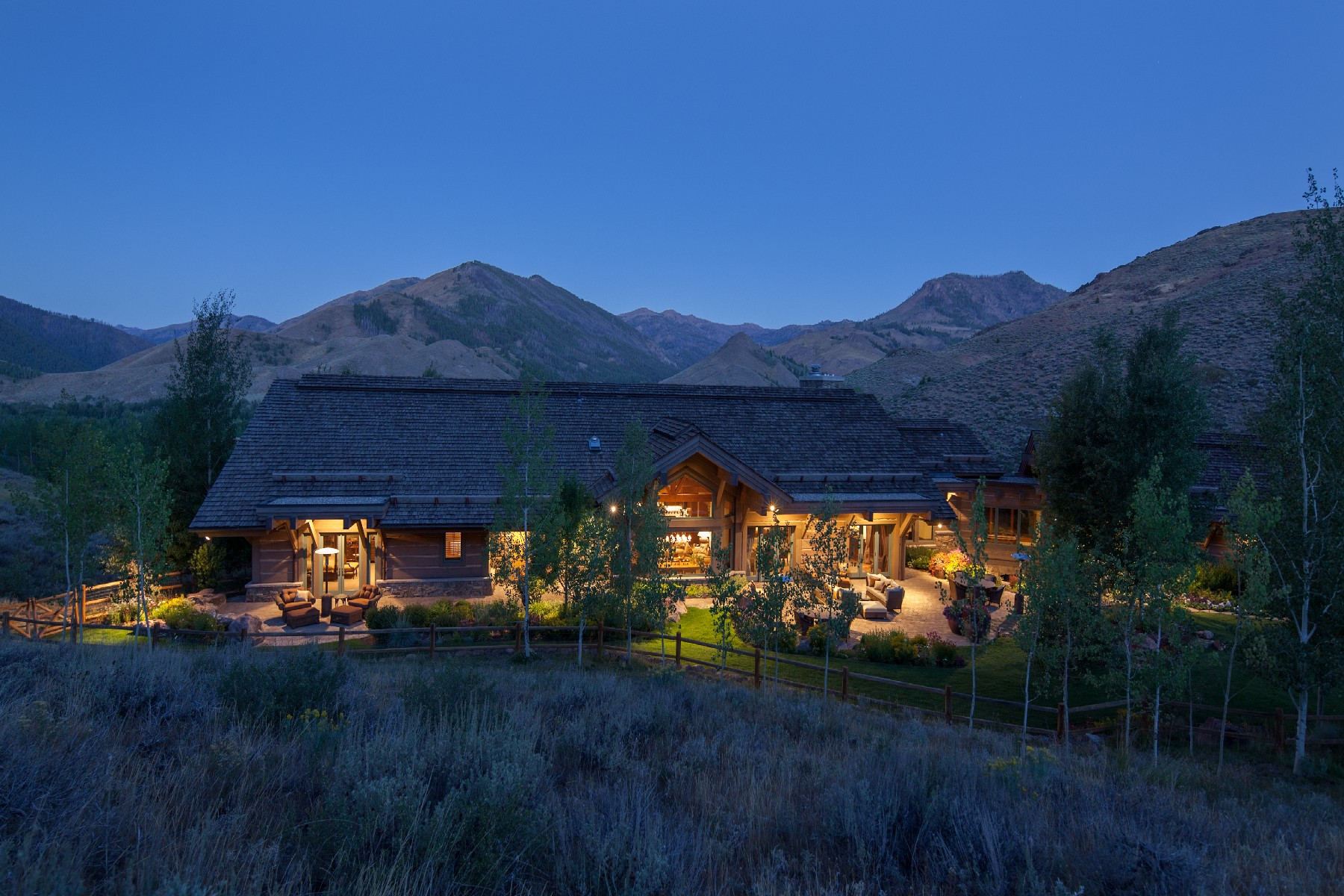 Additional photo for property listing at Legacy Sun Valley Estate  Ketchum, Idaho 83340 United States