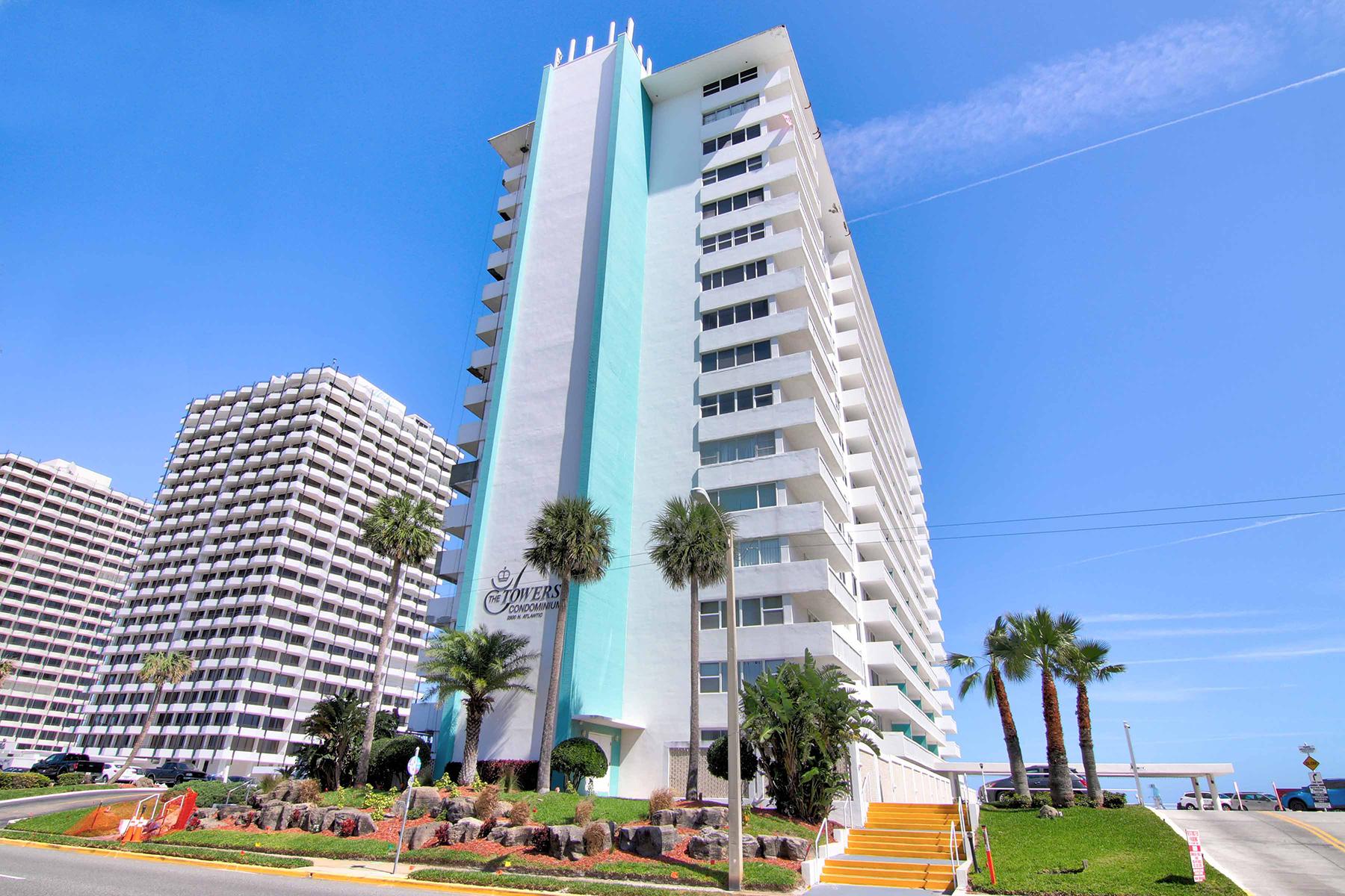 Copropriété pour l Vente à 2800 N Atlantic Ave , 512, Daytona Beach, FL 32118 2800 N Atlantic Ave 512 Daytona Beach, Floride 32118 États-Unis