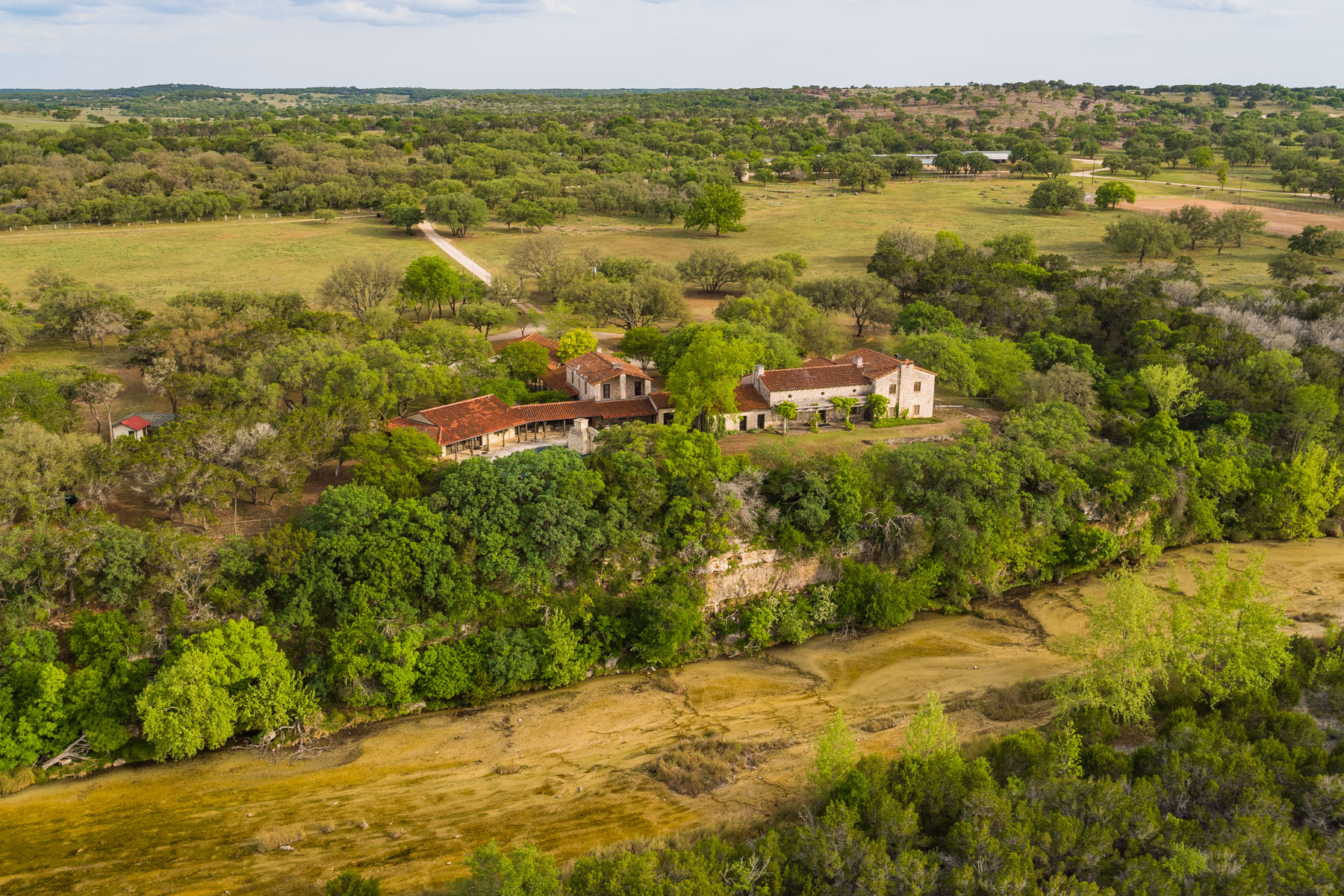 Farm / Ranch / Plantation for Sale at Rio Ranchito 127 100 Shiner Bock Lane, Hunt, Texas 78024 United States