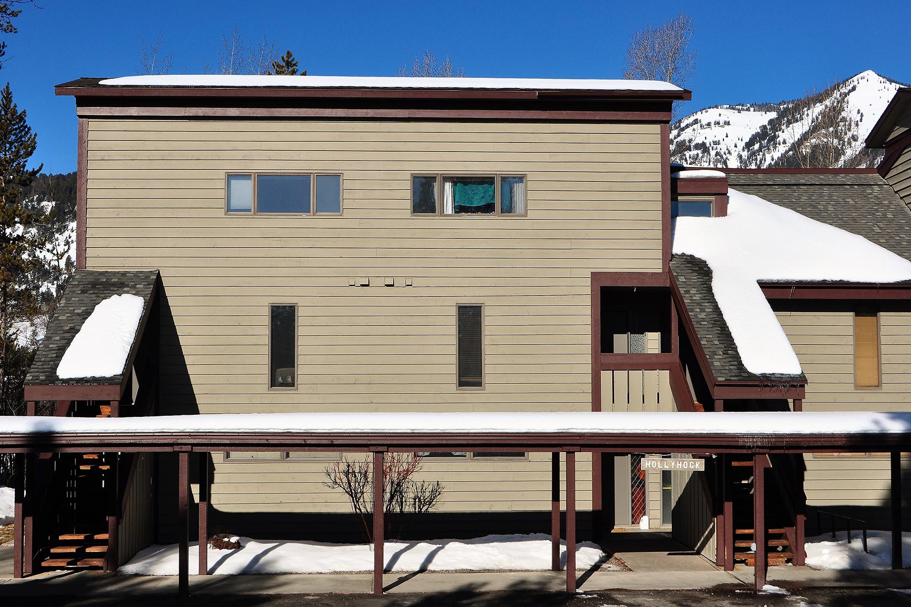 共管物業 為 出售 在 One Bedroom Aspens Hollyhock Condominium 4013 W LAKE CREEK DR 2012, Wilson, 懷俄明州, 83014 Jackson Hole, 美國