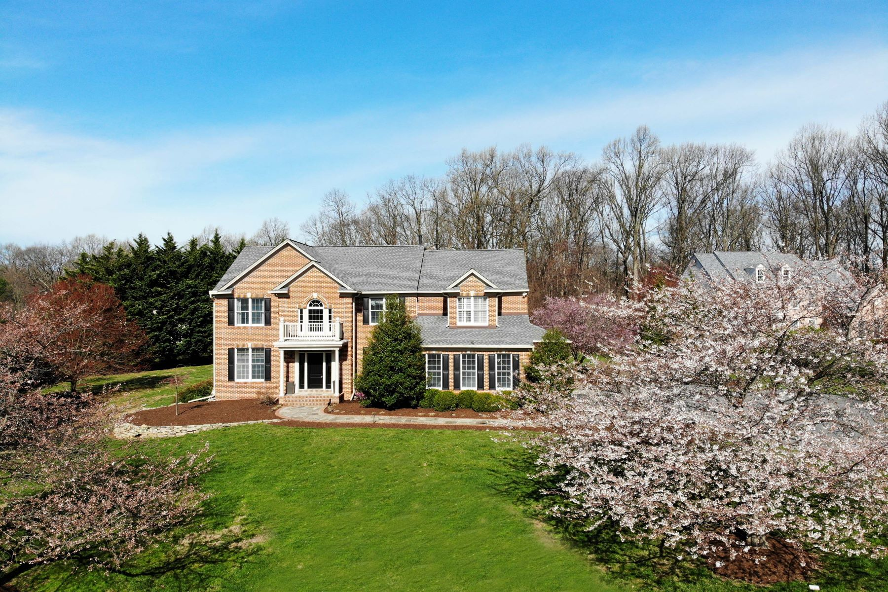Single Family Homes for Sale at Shaneybrook Farms 4 Quail Covey Court Reisterstown, Maryland 21136 United States