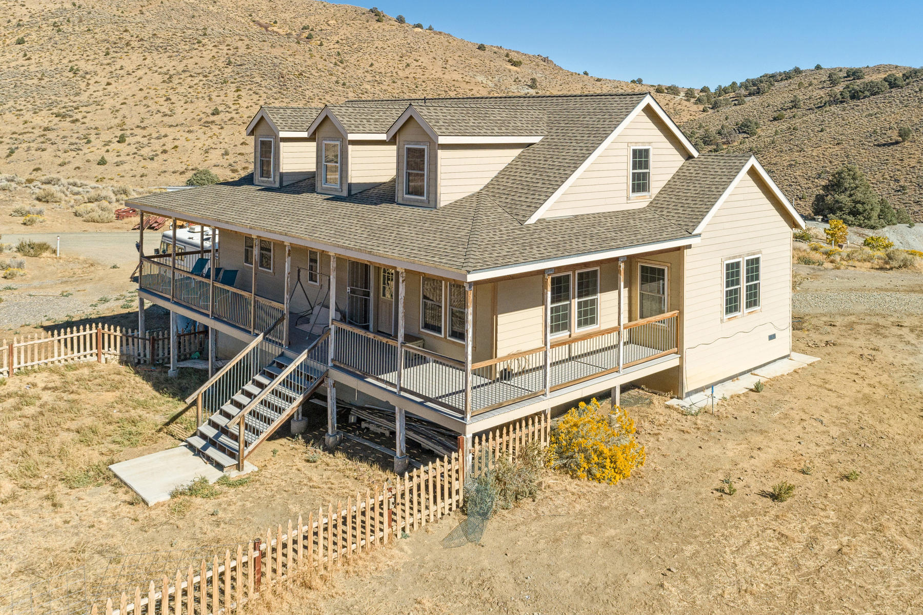 Single Family Homes 为 销售 在 2850 Slippery Gulch, Virginia City, Nevada 2850 Slippery Gulch 弗吉尼亚城, 内华达州 89440 美国