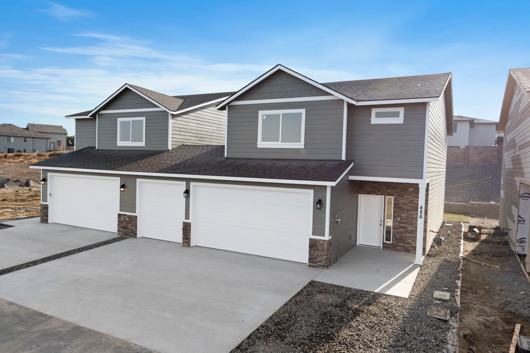 townhouses for Sale at New townhome community with views! 432 Bedrock Loop West Richland, Washington 99353 United States