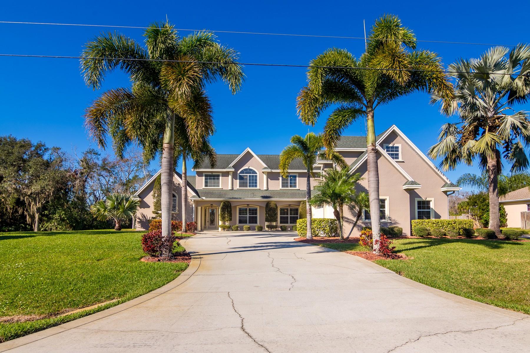 一戸建て のために 売買 アット Windover Farms of Melbourne 4450 Philodendron Ct Melbourne, フロリダ, 32934 アメリカ合衆国