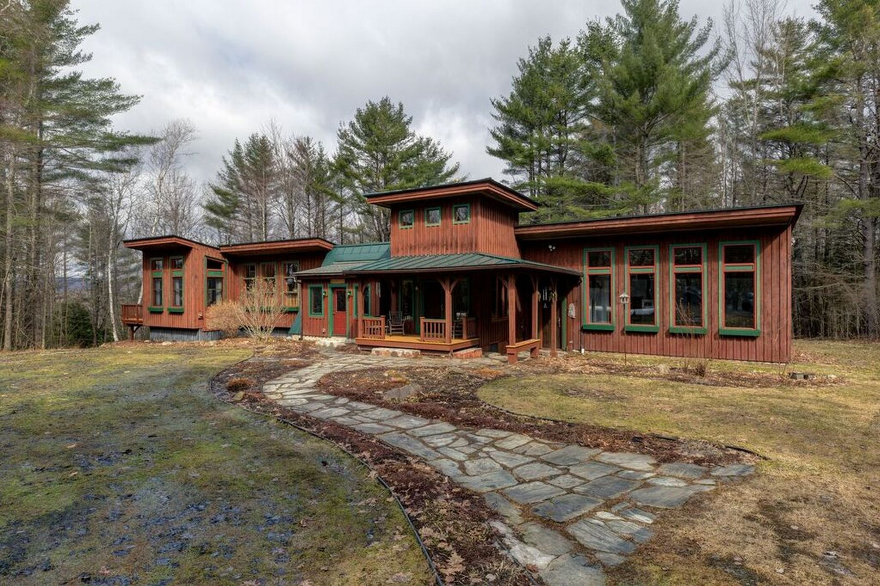 Single Family Home for Sale at Talbert Hill Road 157 Talbert Hill Rd Canaan, New Hampshire 03741 United States