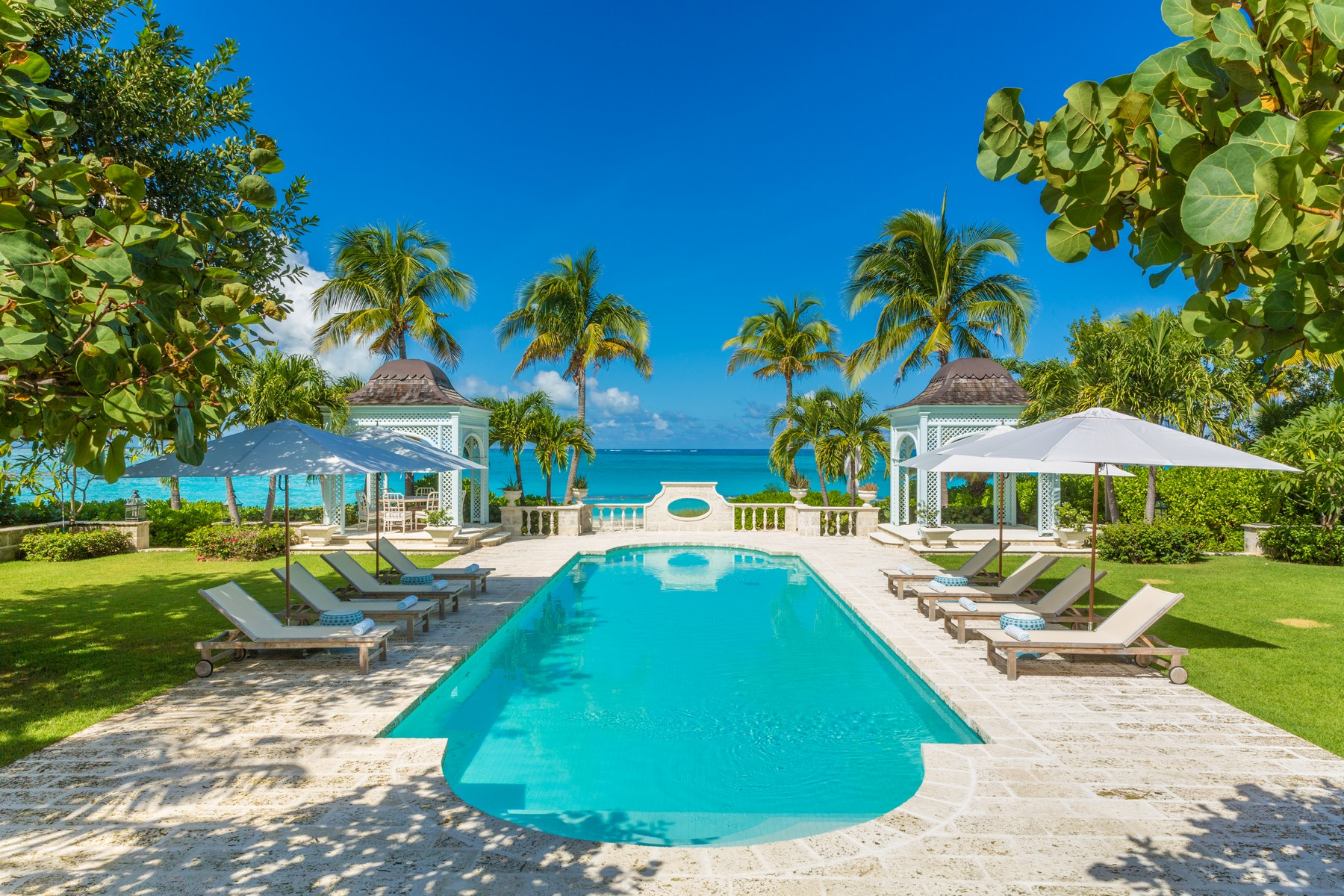 Single Family Home for Sale at Coral Pavilion Grace Bay, Providenciales Turks And Caicos Islands