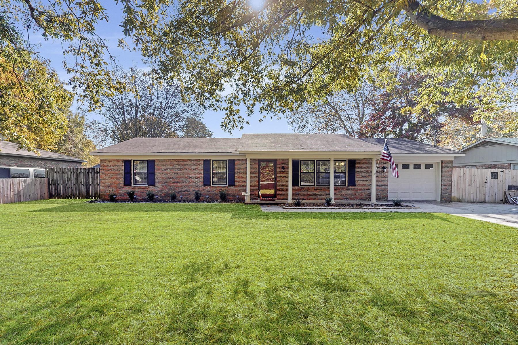 Single Family Homes 为 销售 在 2203 8th Street Decatur, 阿拉巴马州 35601 美国
