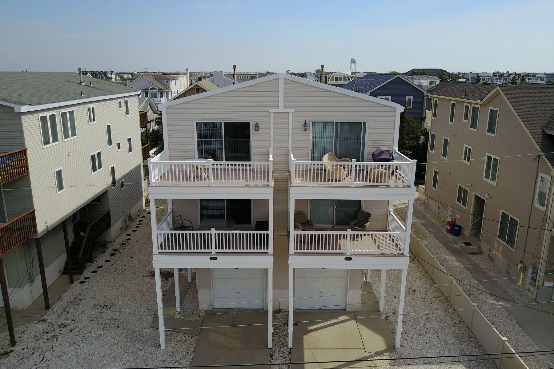 Таунхаус для того Продажа на Downtown Beach Townhouse 259 24th Street Avalon, Нью-Джерси 08202 Соединенные Штаты
