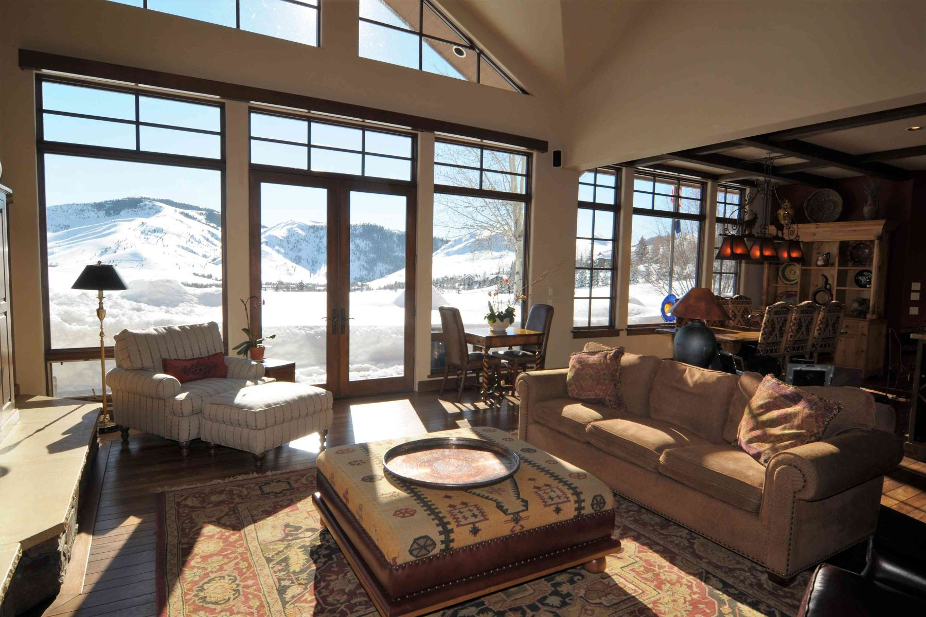 Additional photo for property listing at Stunning Panoramic Views 113 Sagewillow Road Sun Valley, Idaho 83353 United States