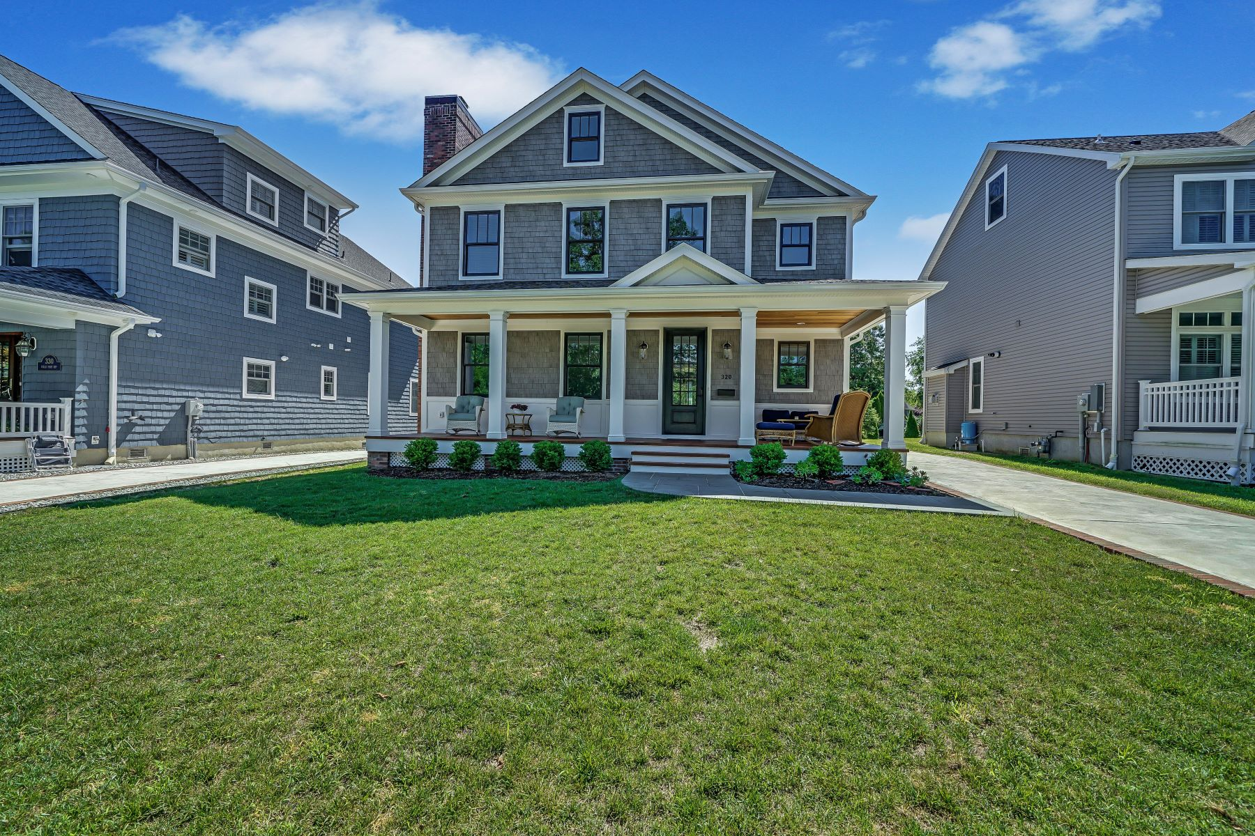 Property 为 出租 在 Summer in Spring Lake 320 Villa Park Way, 斯普林莱克, 新泽西州 07762 美国