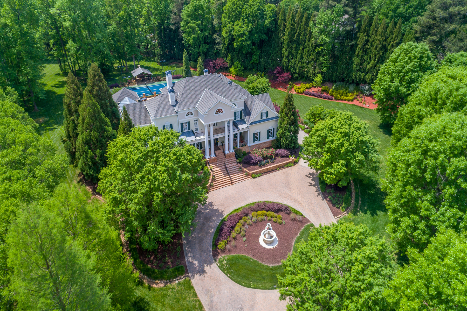 Single Family Home for Sale at 3940 Paces Manor 3940 Paces Manor Atlanta, Georgia 30339 United States