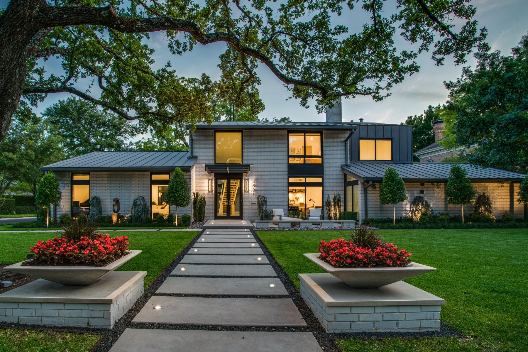 Single Family Homes for Sale at A True Architectural Gem 3601 Euclid Avenue Highland Park, Texas 75205 United States
