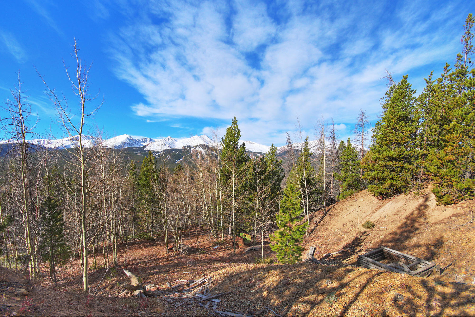Additional photo for property listing at All day sun & ski area views 2185 Boreas Pass Road Breckenridge, Colorado 80424 United States