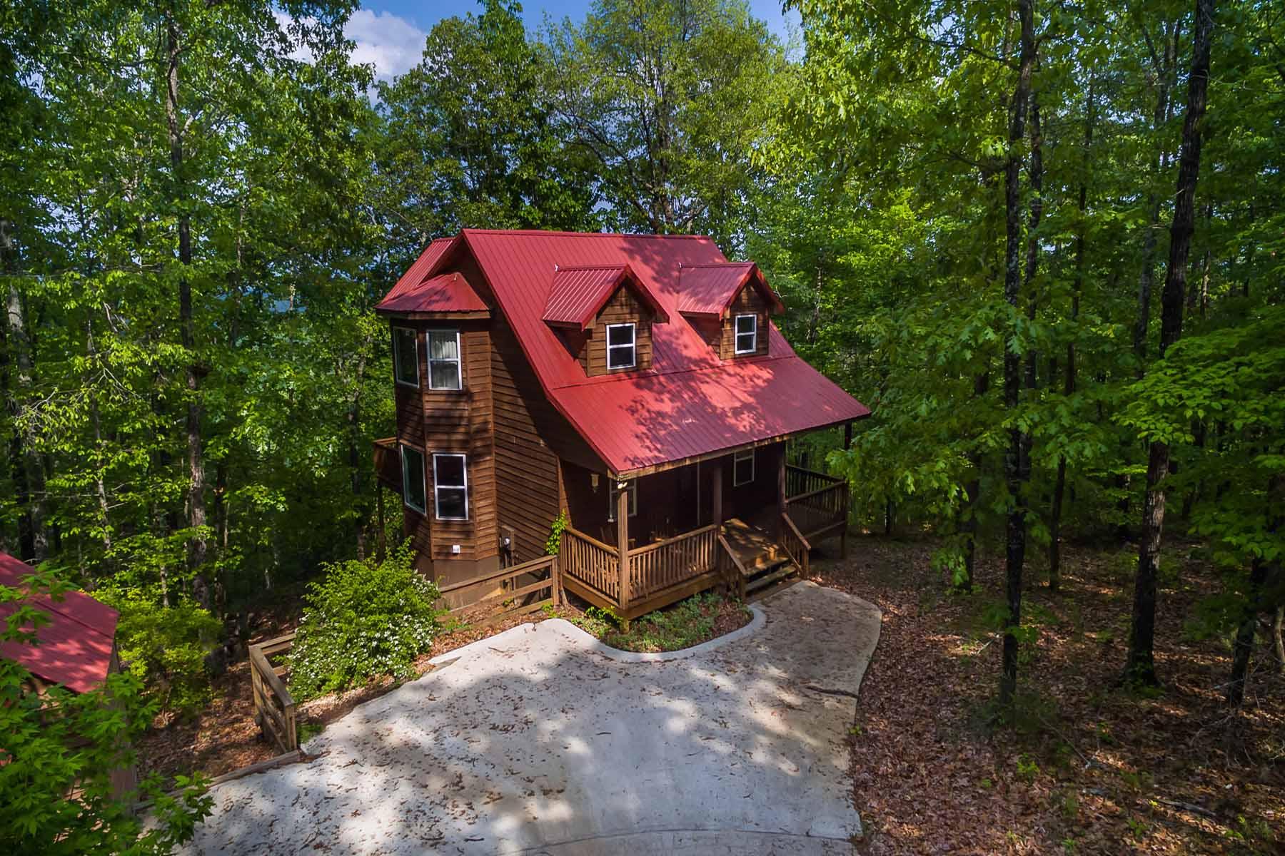 Nhà ở một gia đình vì Bán tại Your Mountain Retreat Awaits 1364 Foxhound Trail Ranger, Georgia, 30734 Hoa Kỳ