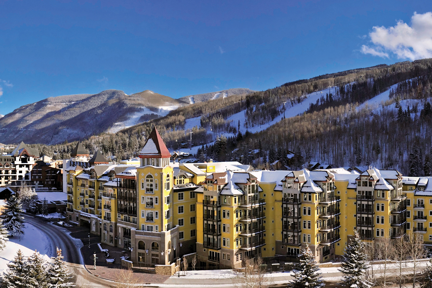 Condominium for Active at The Ritz-Carlton Residences R-620 728 West Lionshead Circle R-620 Vail, Colorado 81657 United States
