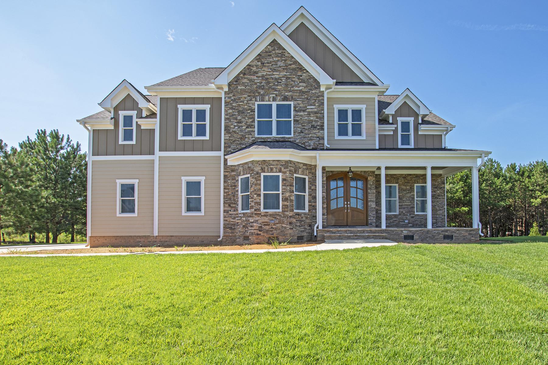 Single Family Homes vì Bán tại 261 Character Drive - Averette Ridge Rolesville, Bắc Carolina 27571 Hoa Kỳ