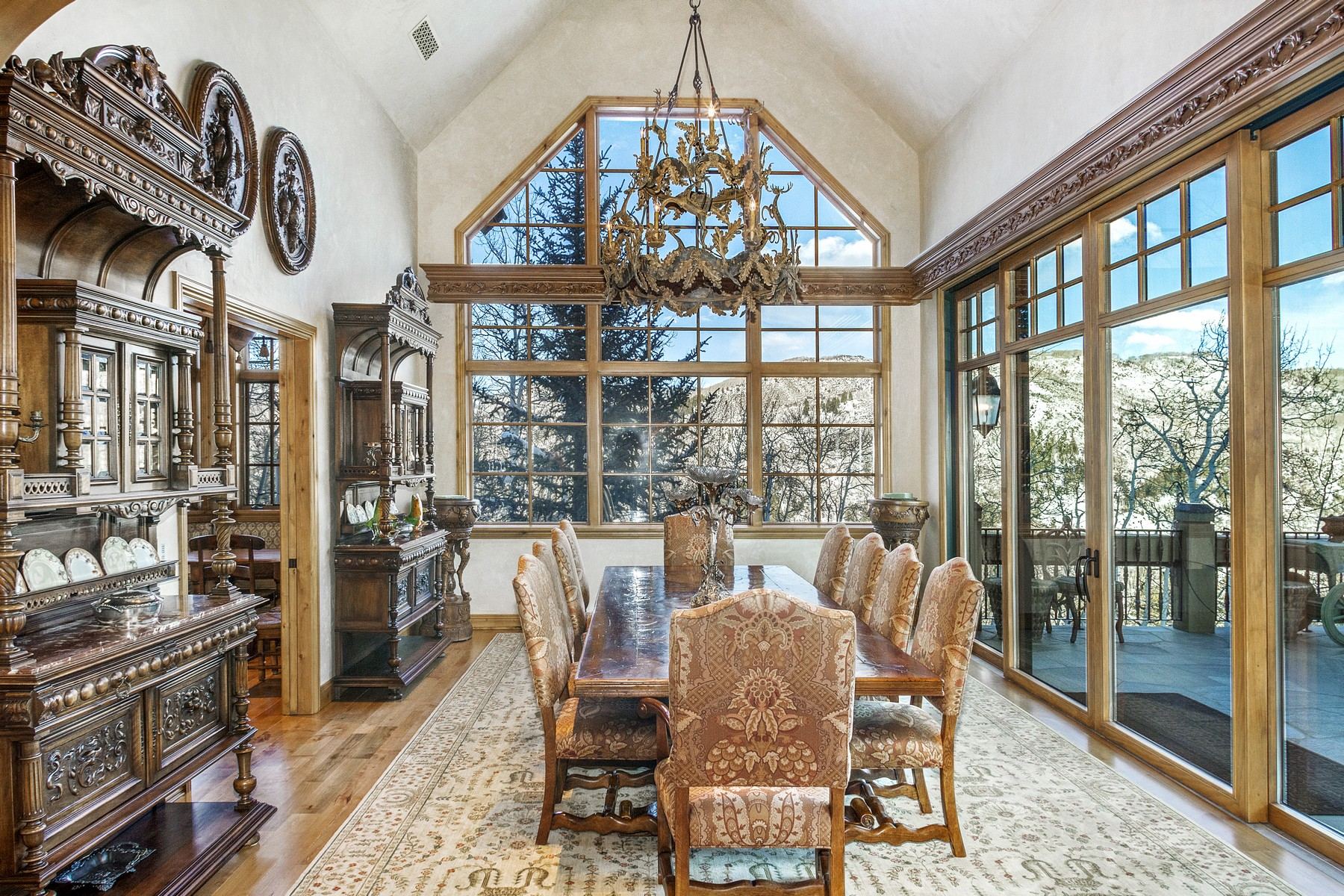 Additional photo for property listing at Extensive new construction with state-of-the-art technology 22 Strawberry Park Road Beaver Creek, Colorado 81620 United States