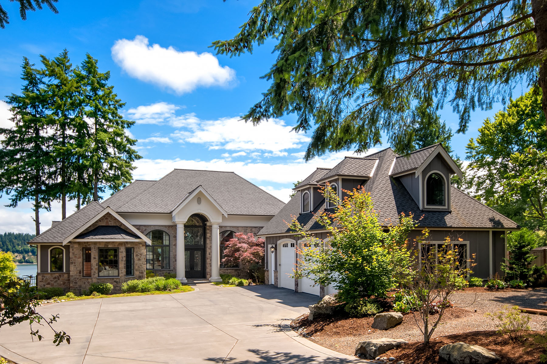 Single Family Homes for Sale at Gig Harbor Good Life 1921 51st Street NW Gig Harbor, Washington 98335 United States