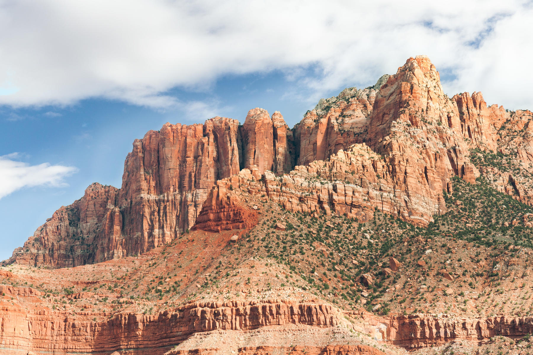 Land for Sale at Back Up to Zion National Park! 2530 Anasazi Way Lot 61, Springdale, Utah 84767 United States