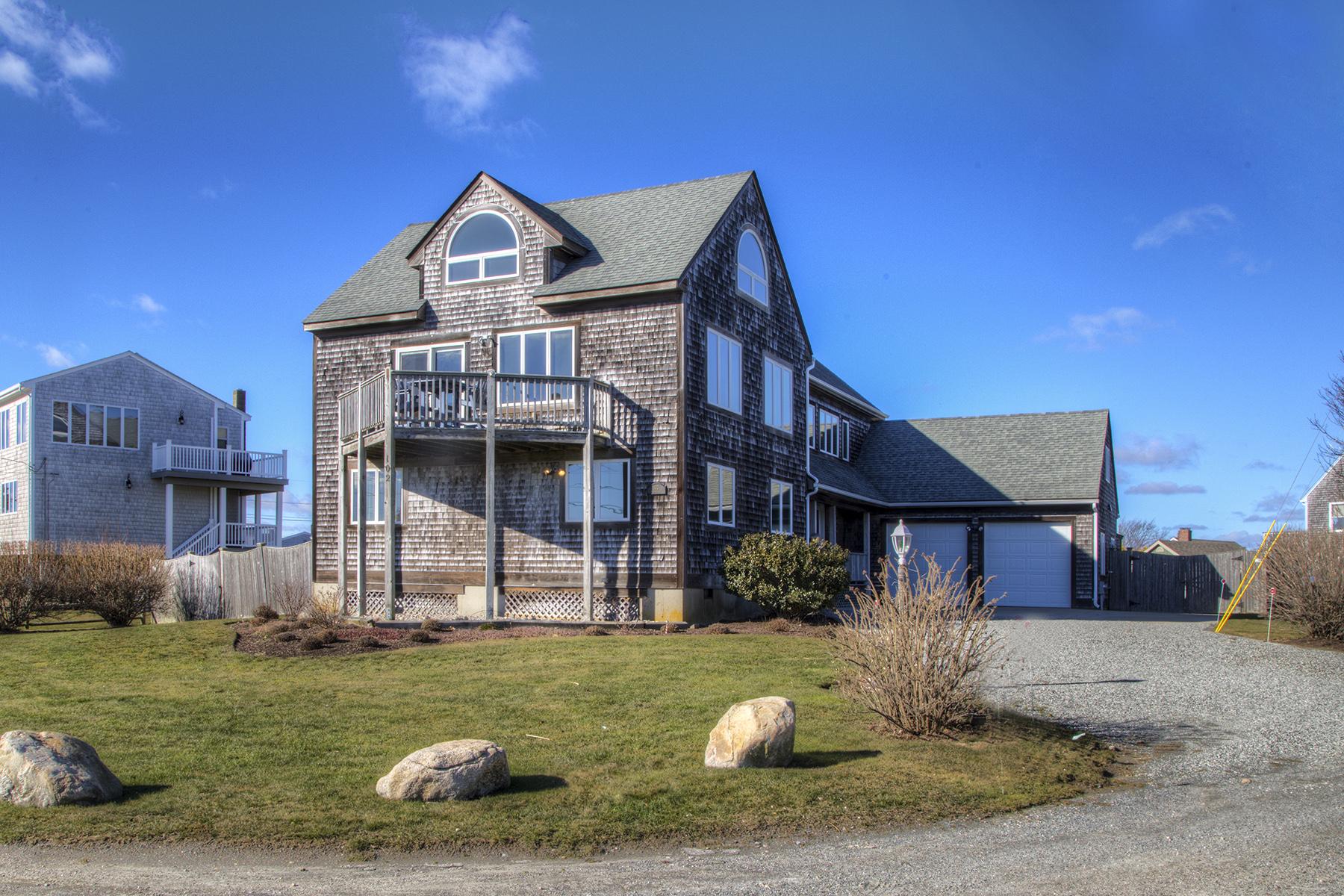 独户住宅 为 销售 在 Sea Scape 102 Ocean Avenue 南金斯顿, 罗得岛 02879 美国