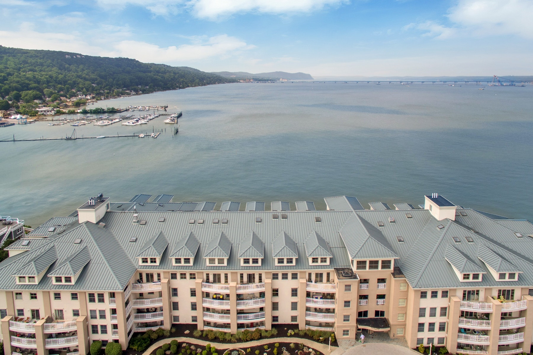 Condominiums for Sale at Hudson River Views - Harbor Cove 204 Harbor Cove Piermont, New York 10968 United States
