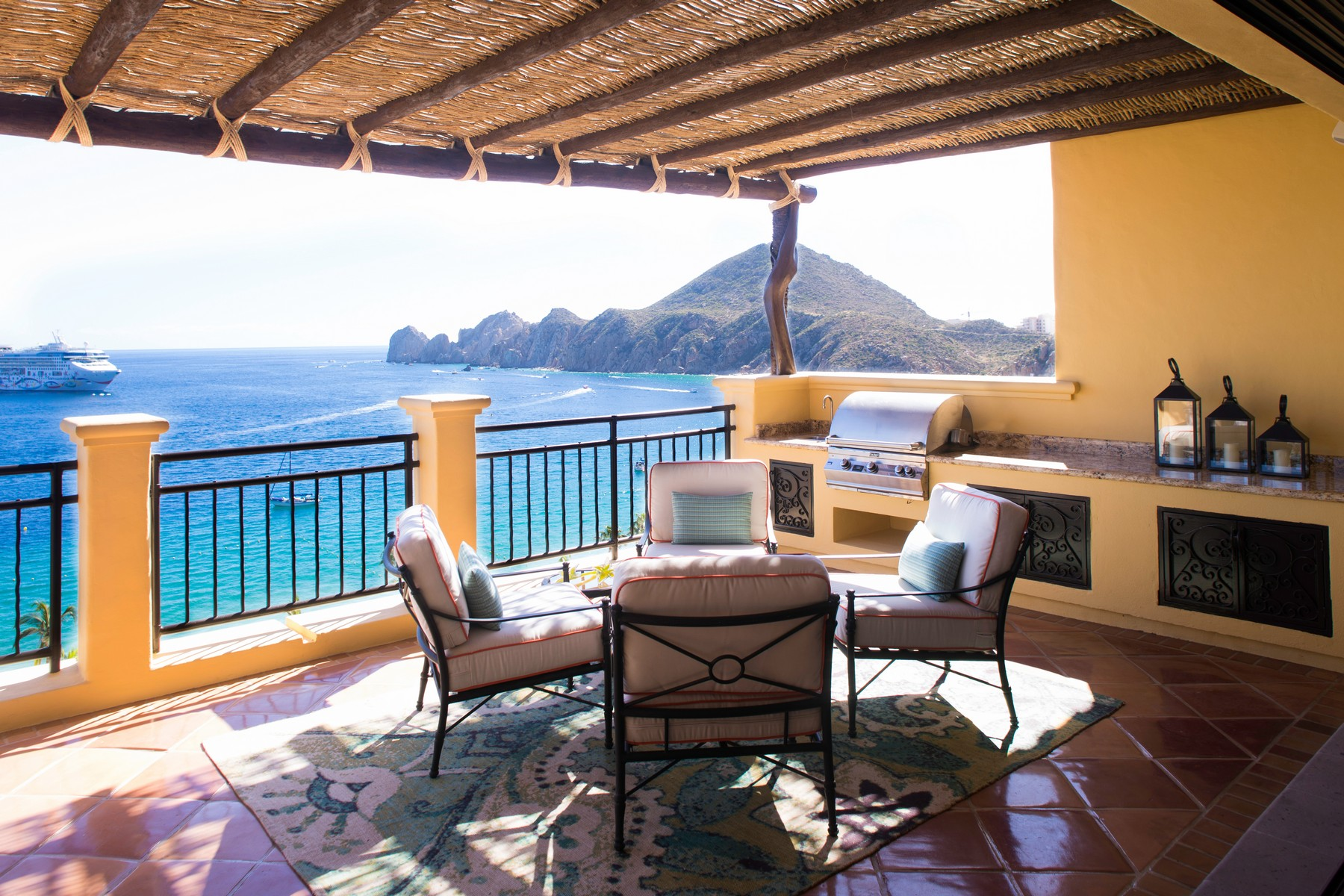 Additional photo for property listing at Hacienda Penthouse 4-602 Cabo San Lucas Hacienda Beach Club and Residences Cabo San Lucas, Baja California Sur 23453 México