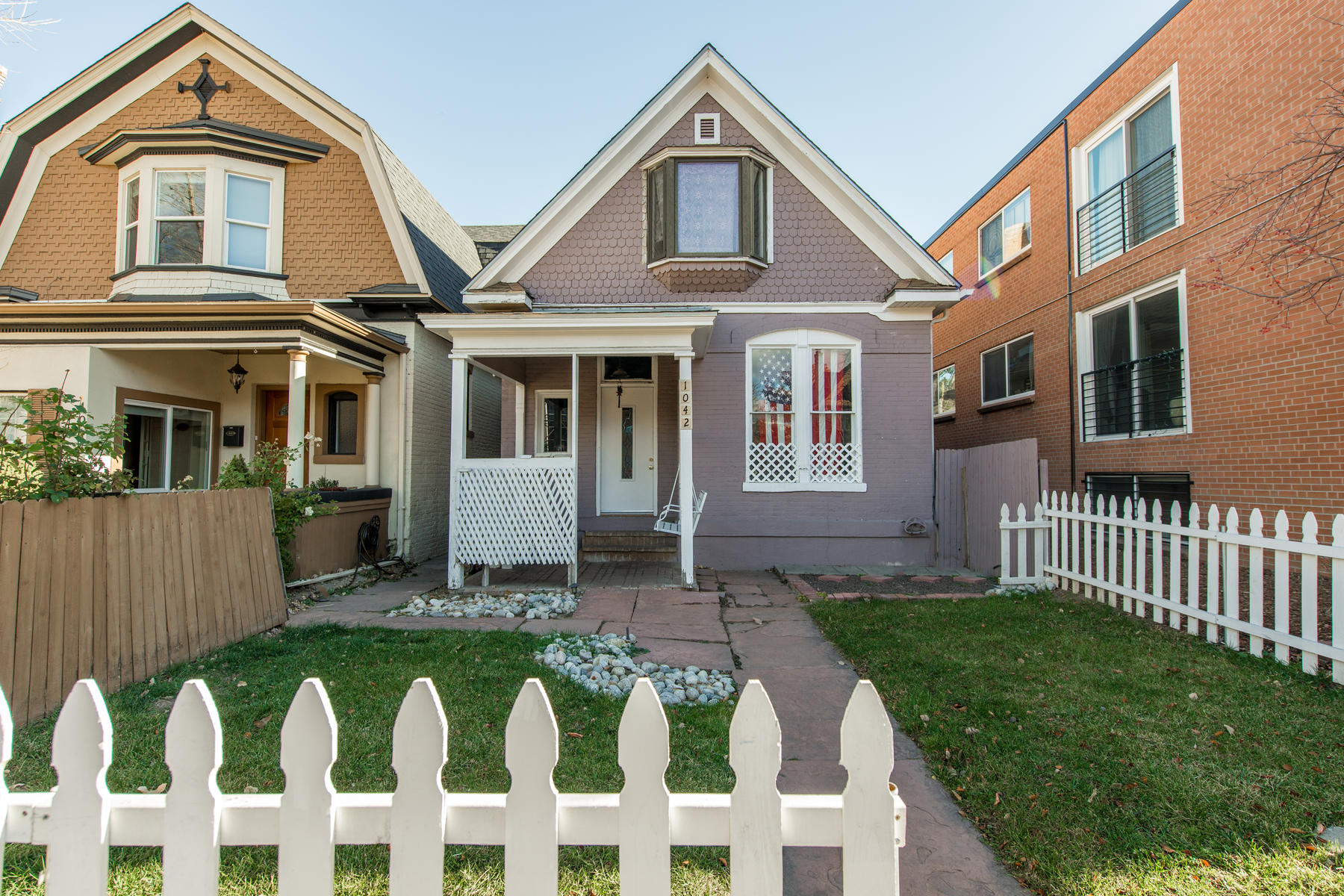 Multi-Family Home for Active at Great opportunity to own a rental in the Capitol Hill neighborhood 1042 Clarkson Street Denver, Colorado 80218 United States
