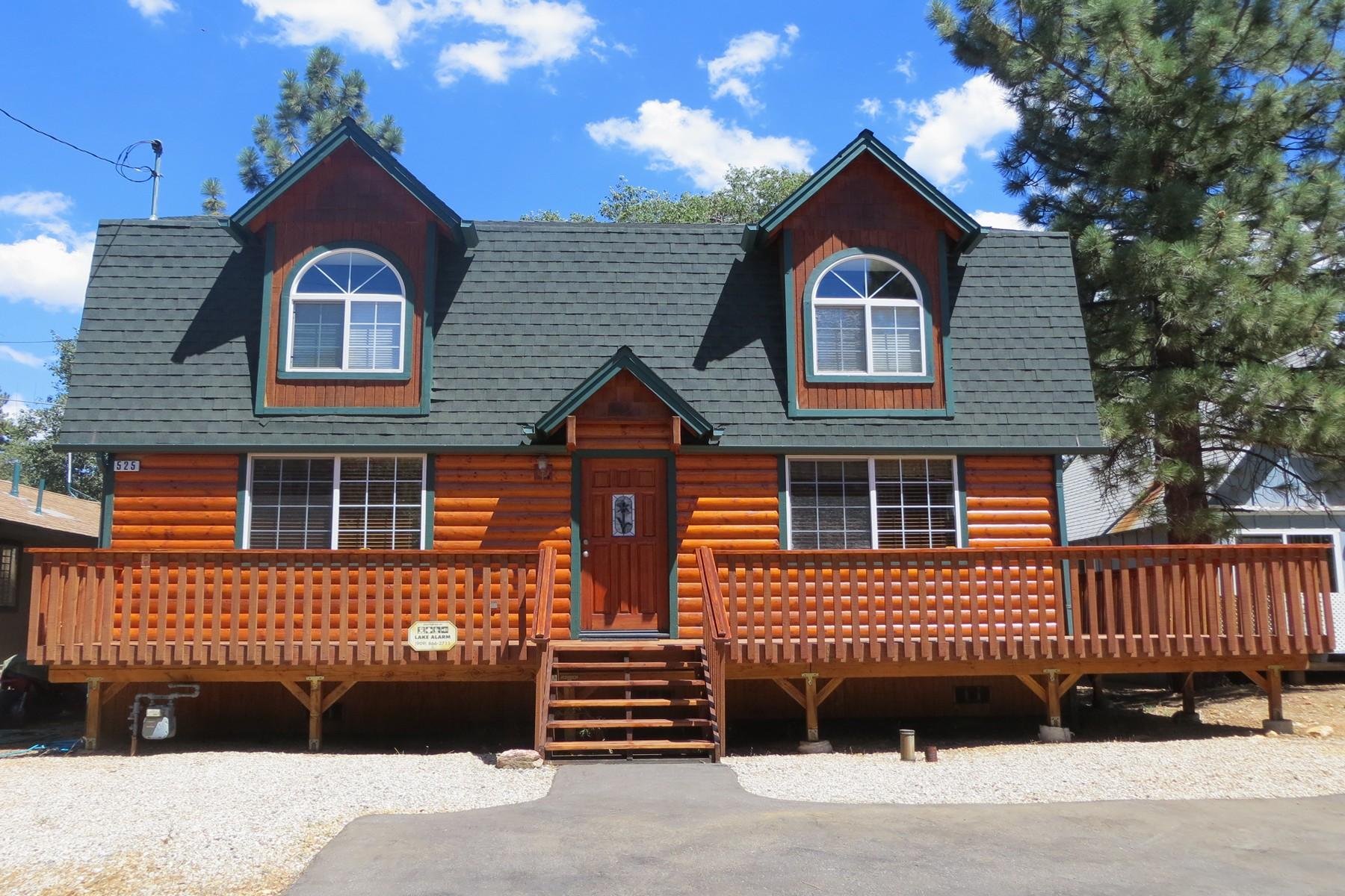 Nhà ở một gia đình vì Bán tại 525 Santa Barbara Ave. Sugarloaf, Ca. 92386 Sugarloaf, California, 92386 Hoa Kỳ