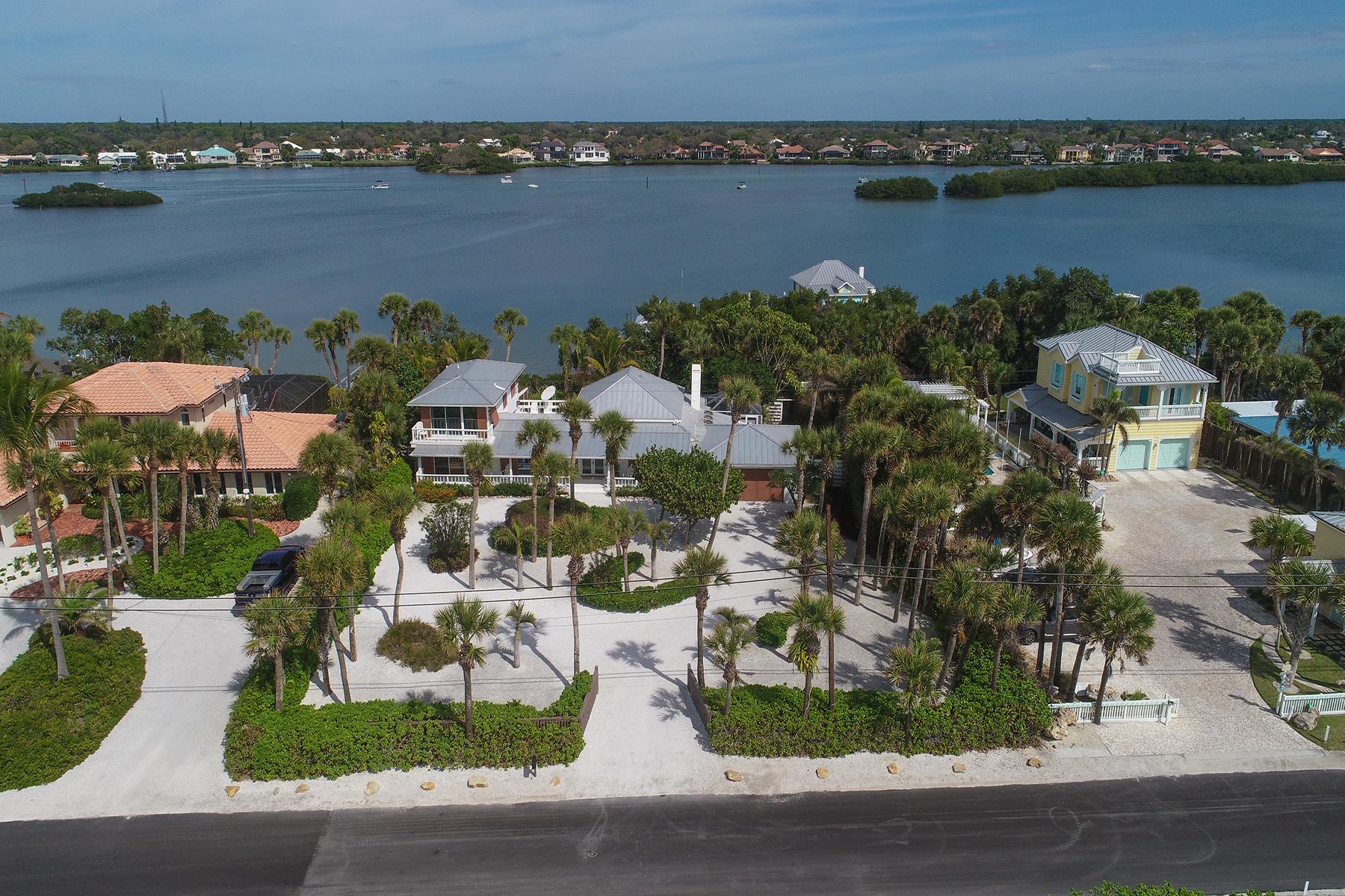 Land for Active at 3298 Casey Key Rd Rd Nokomis, Florida 34275 United States