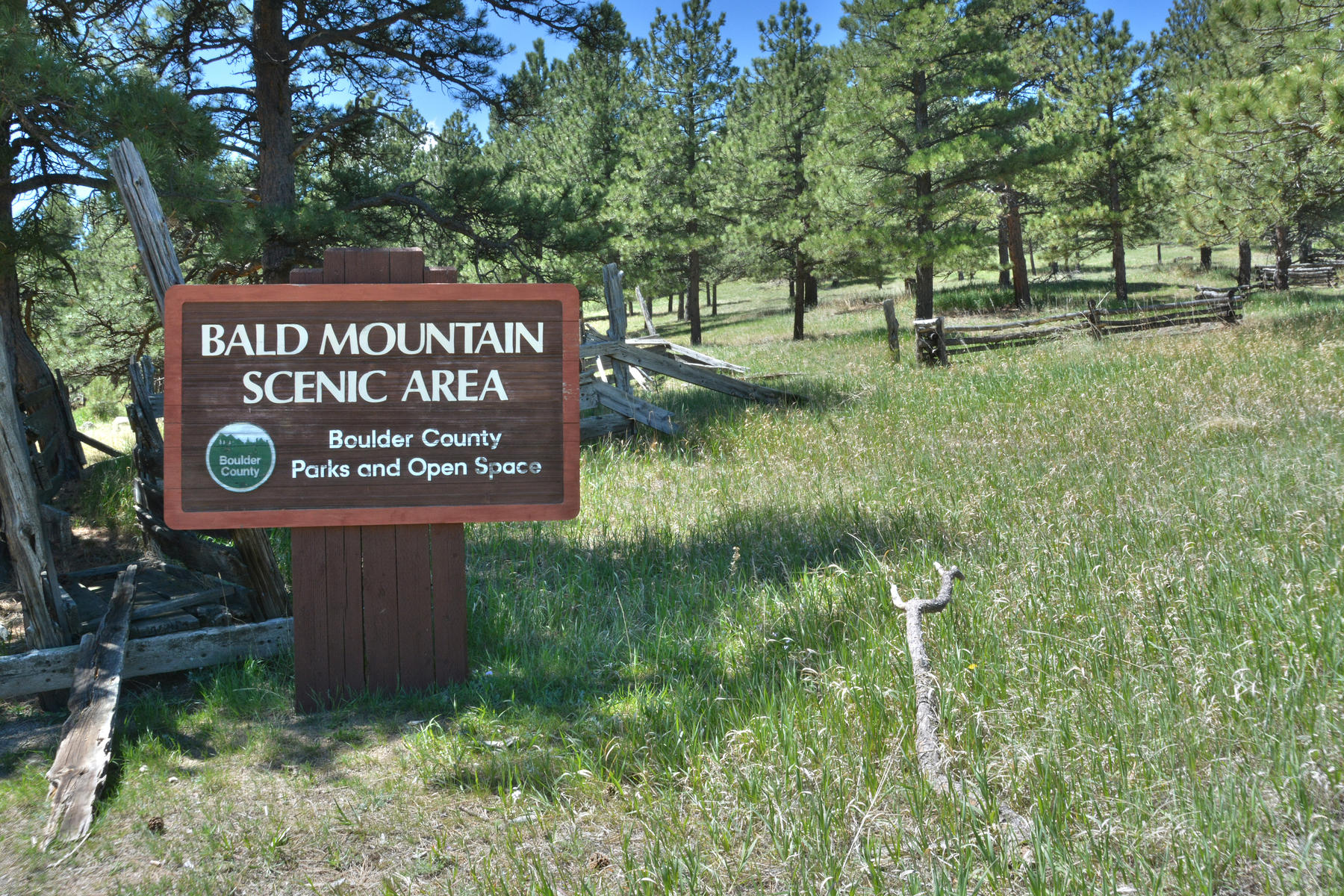 Land for Active at 48 Acres Of Prized Mountain Property 0 Sunshine Canyon Dr Boulder, Colorado 80302 United States