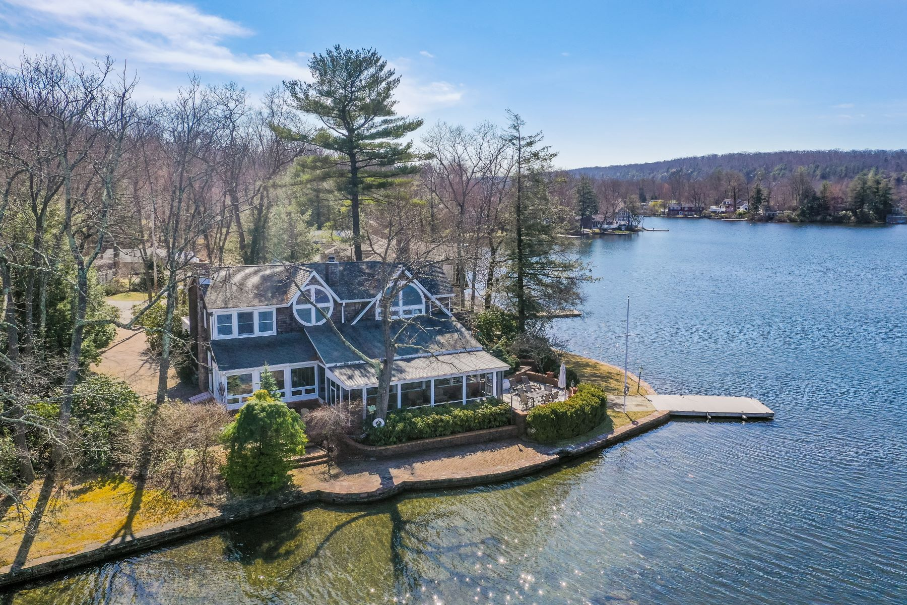 Single Family Homes for Active at Breathtaking Lake Views 128 Lake End Road Rockaway Township, New Jersey 07435 United States