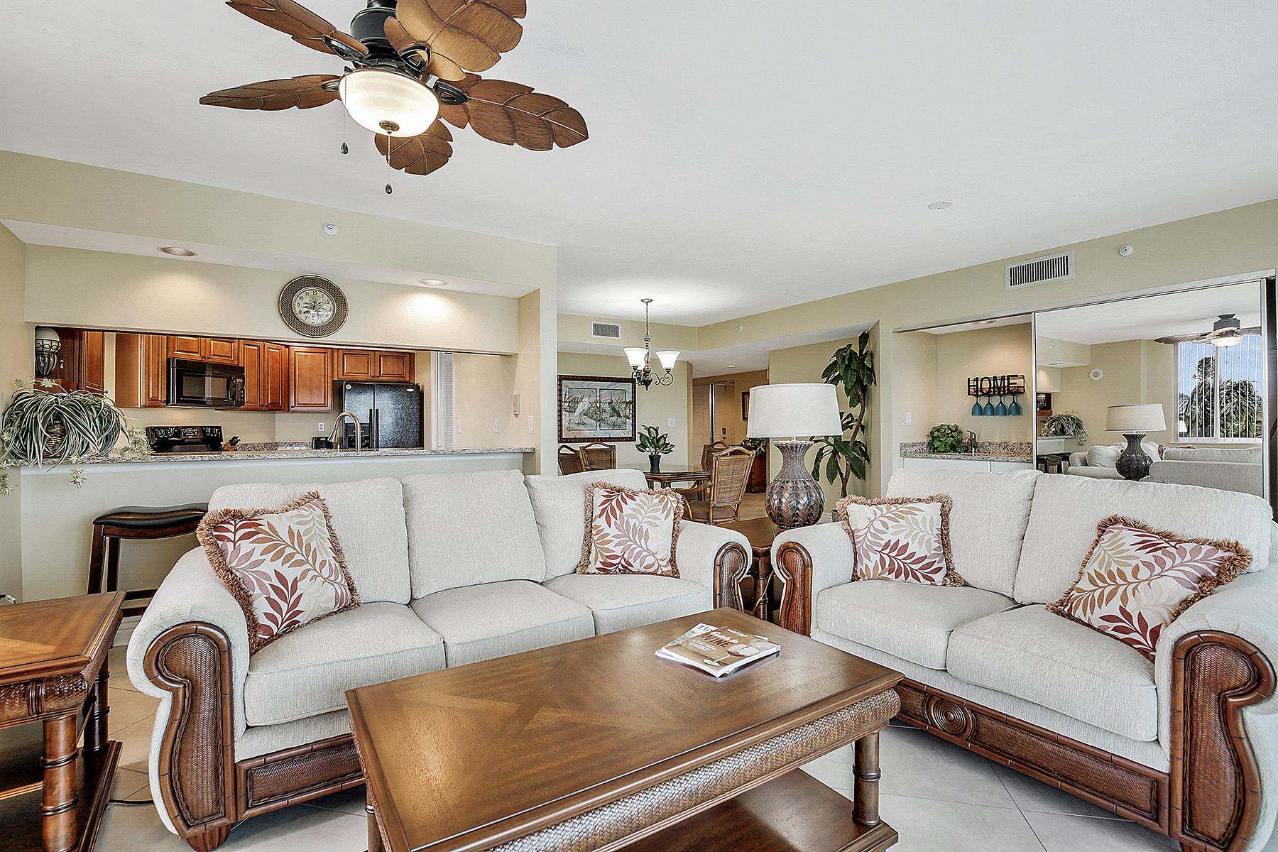 Condominiums for Sale at OCEAN HARBOR CONDO 4753 Estero Boulevard , 204 Fort Myers Beach, Florida 33931 United States