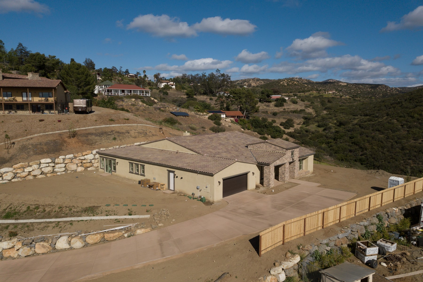 Single Family Home for Active at Highcrest Court Phase 2 Lot 2 14577 Highcrest Ct Poway, California 92064 United States